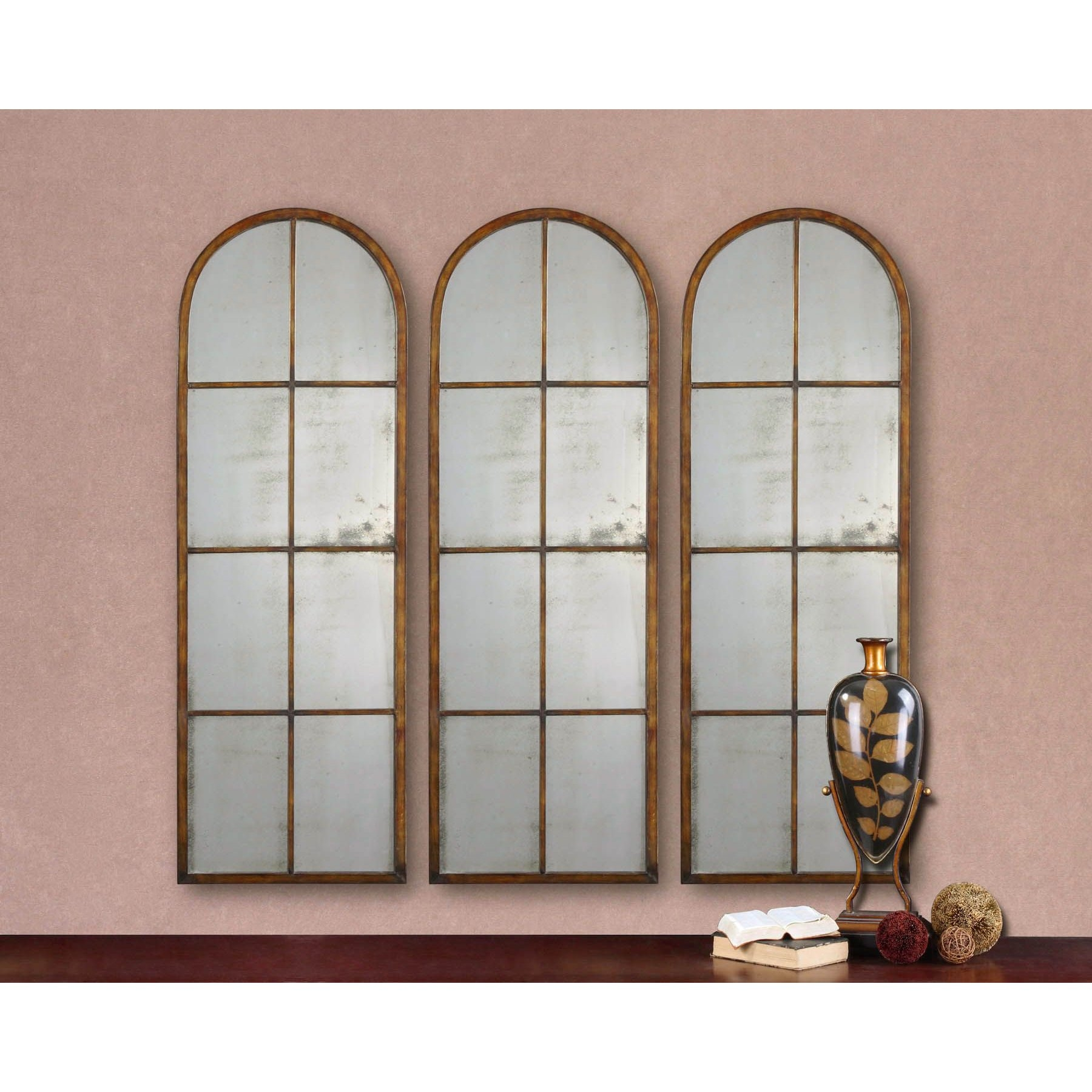 Featured Image of Arched Wall Mirror