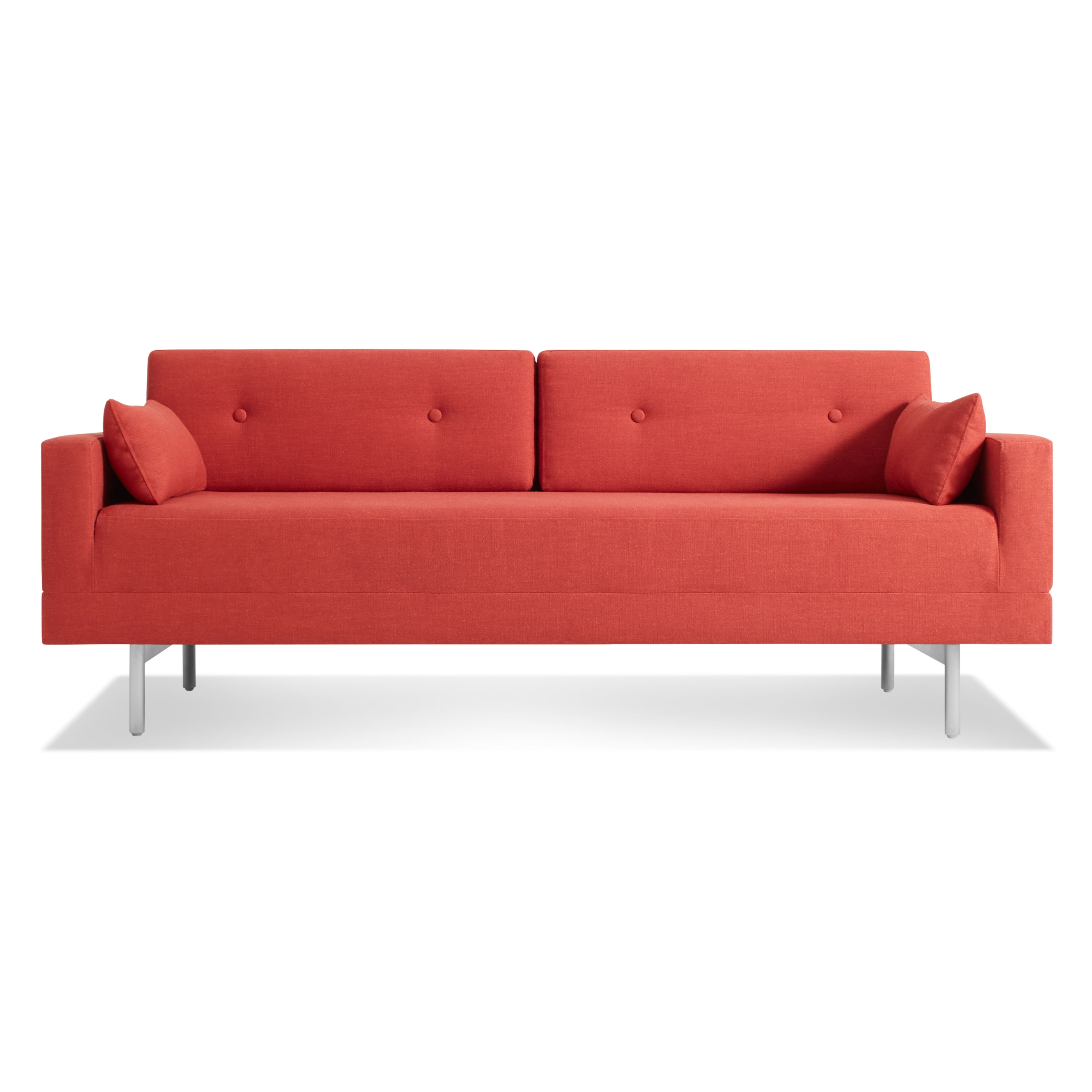 One Night Stand Modern Queen Sleeper Sofa Blu Dot For 70 Sleeper Sofa (Image 15 of 15)