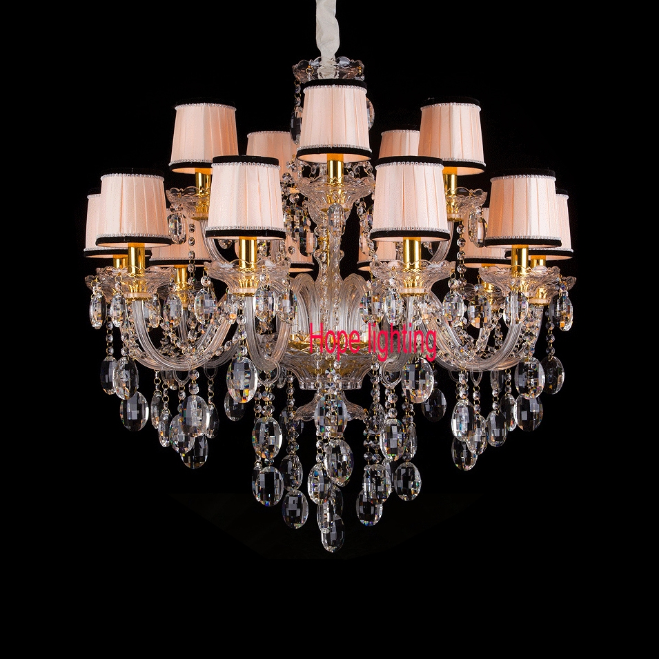 Online Buy Wholesale Crystal Chandelier From China Crystal With Regard To Chinese Chandelier (Image 10 of 15)