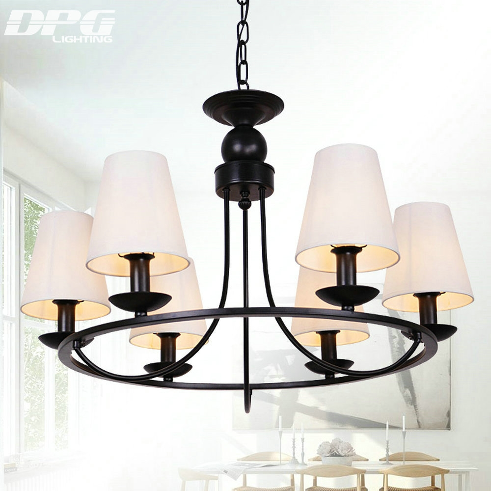 Online Get Cheap Contemporary Black Chandelier Aliexpress Intended For Contemporary Black Chandelier (Image 14 of 15)