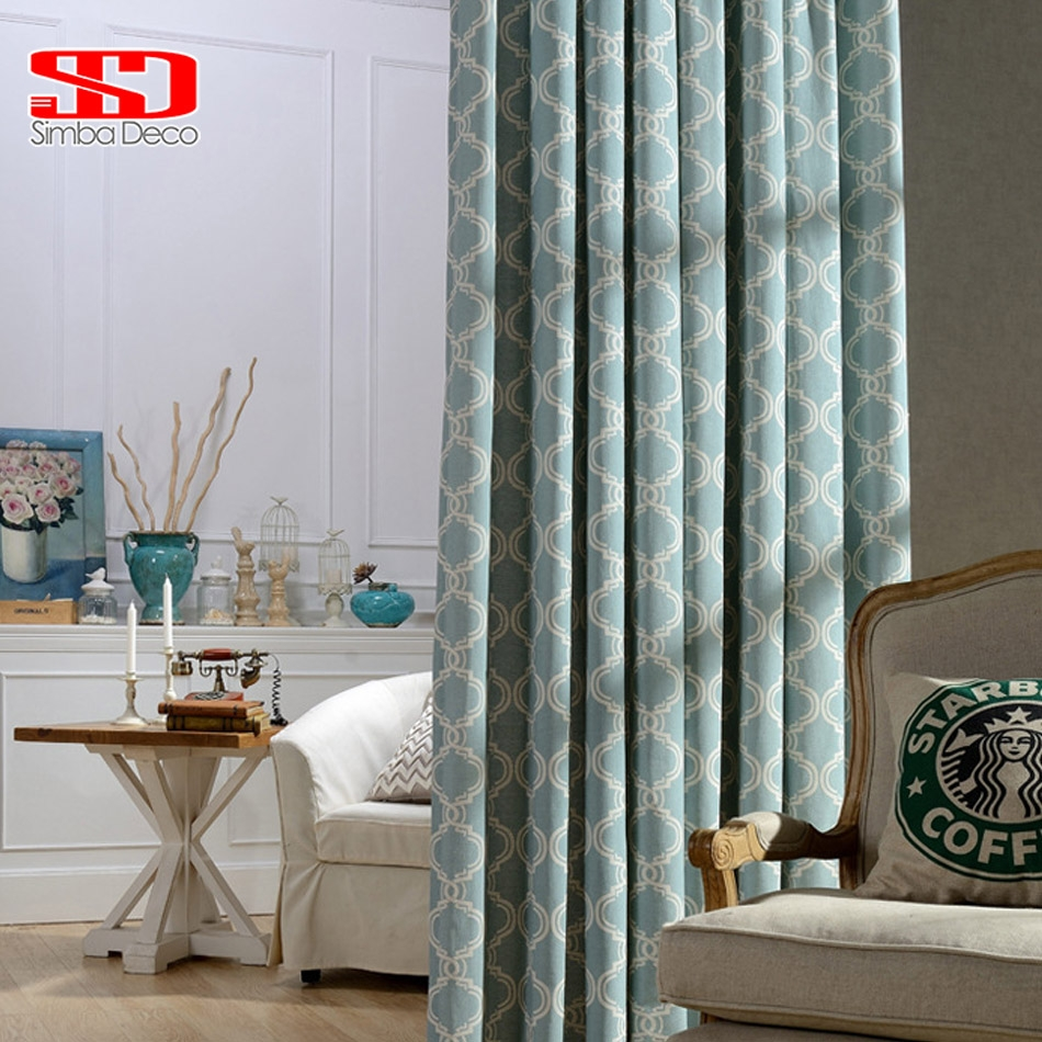 Online Get Cheap Cotton Blinds Aliexpress Alibaba Group For Cotton Blinds (Image 11 of 15)