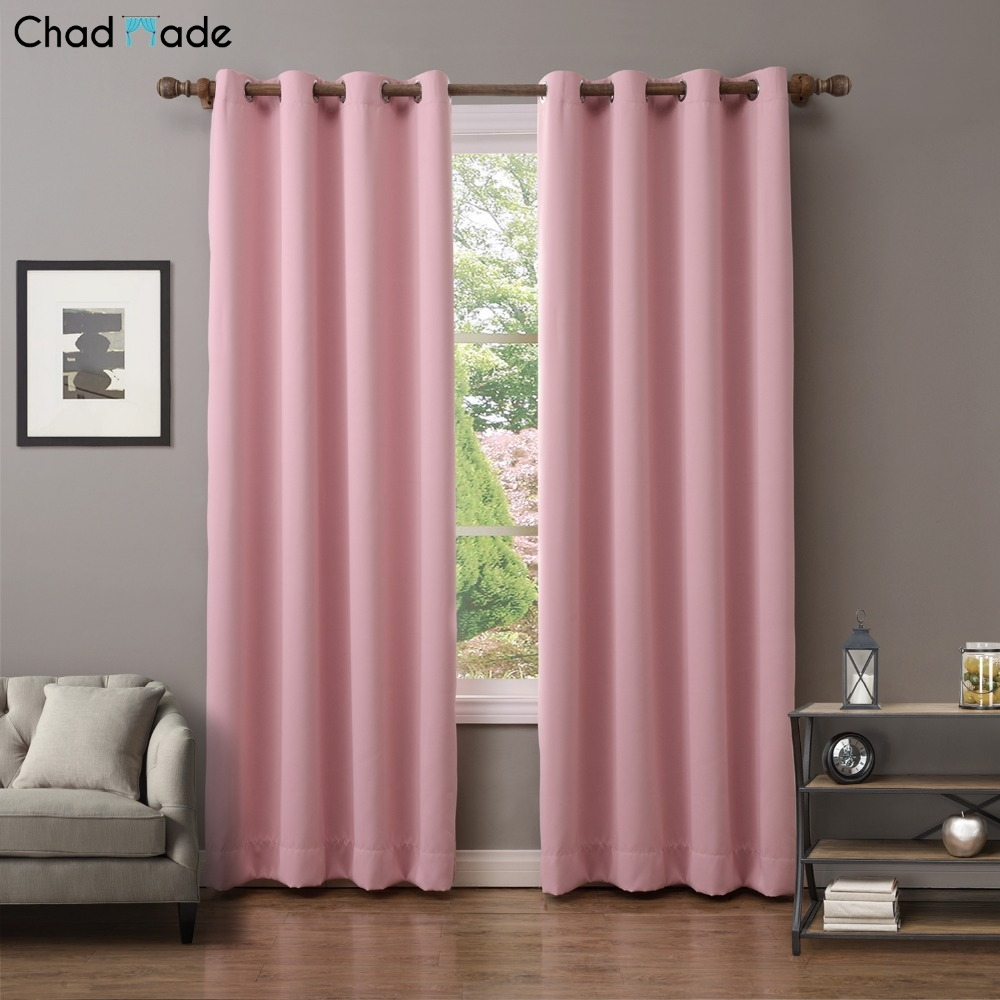 Online Get Cheap Grommet Thermal Curtains Aliexpress In Thermal Lined Drapes (Image 11 of 15)