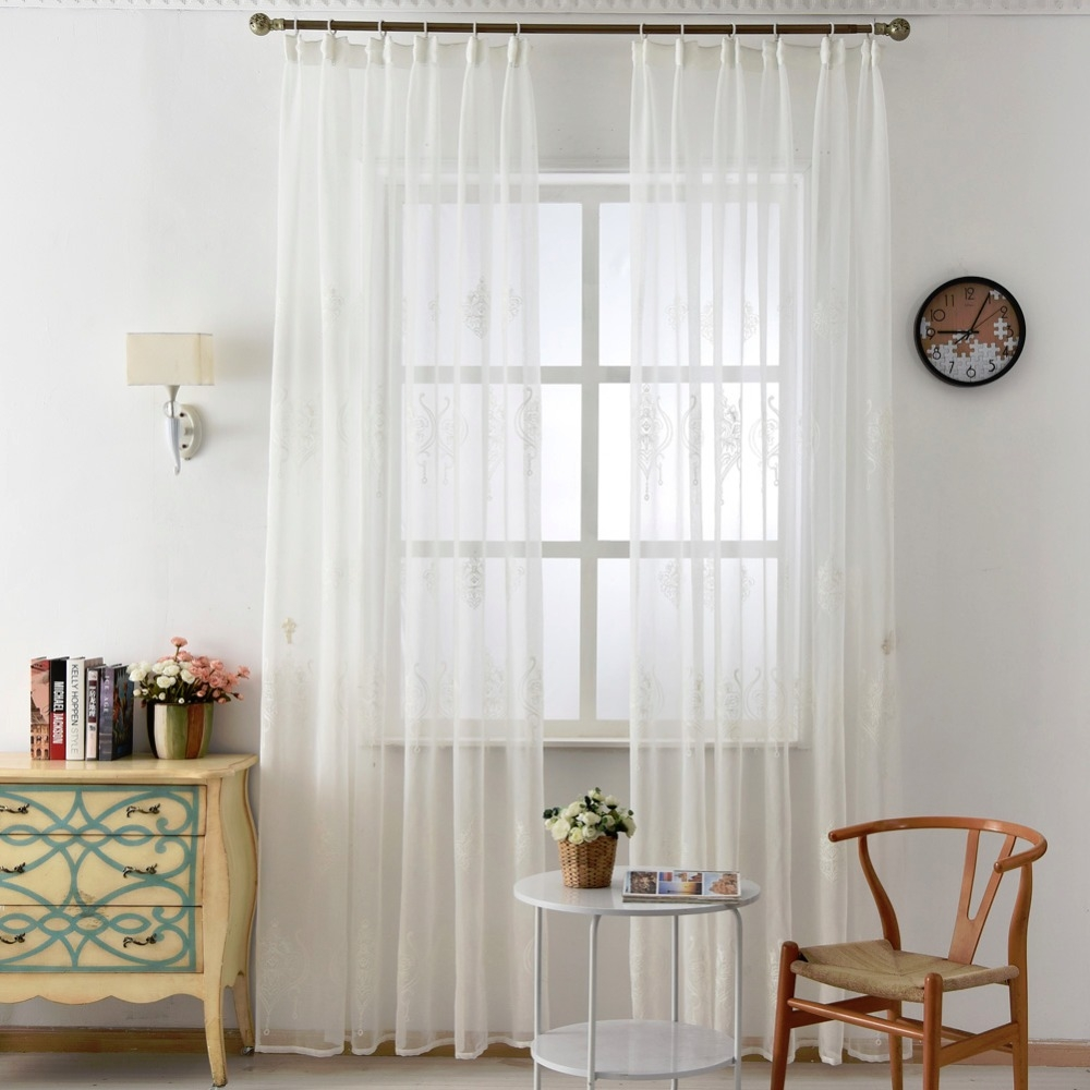 Online Get Cheap Linen Luxury Curtains Aliexpress Alibaba Group In Linen Luxury Curtains (Image 9 of 15)