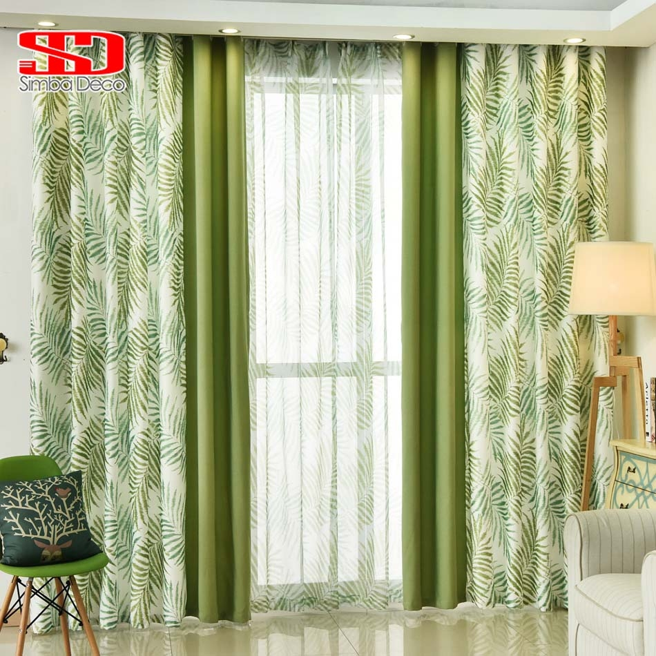 Online Get Cheap Natural Curtain Fabric Aliexpress Alibaba Within Natural Fabric Curtain (Image 11 of 15)