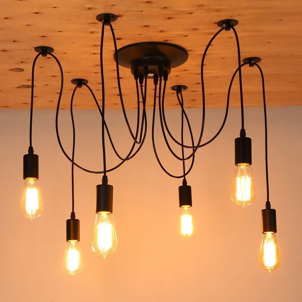 Online Get Cheap Retro Chandelier Lighting Aliexpress With Regard To Retro Chandeliers (Image 10 of 15)