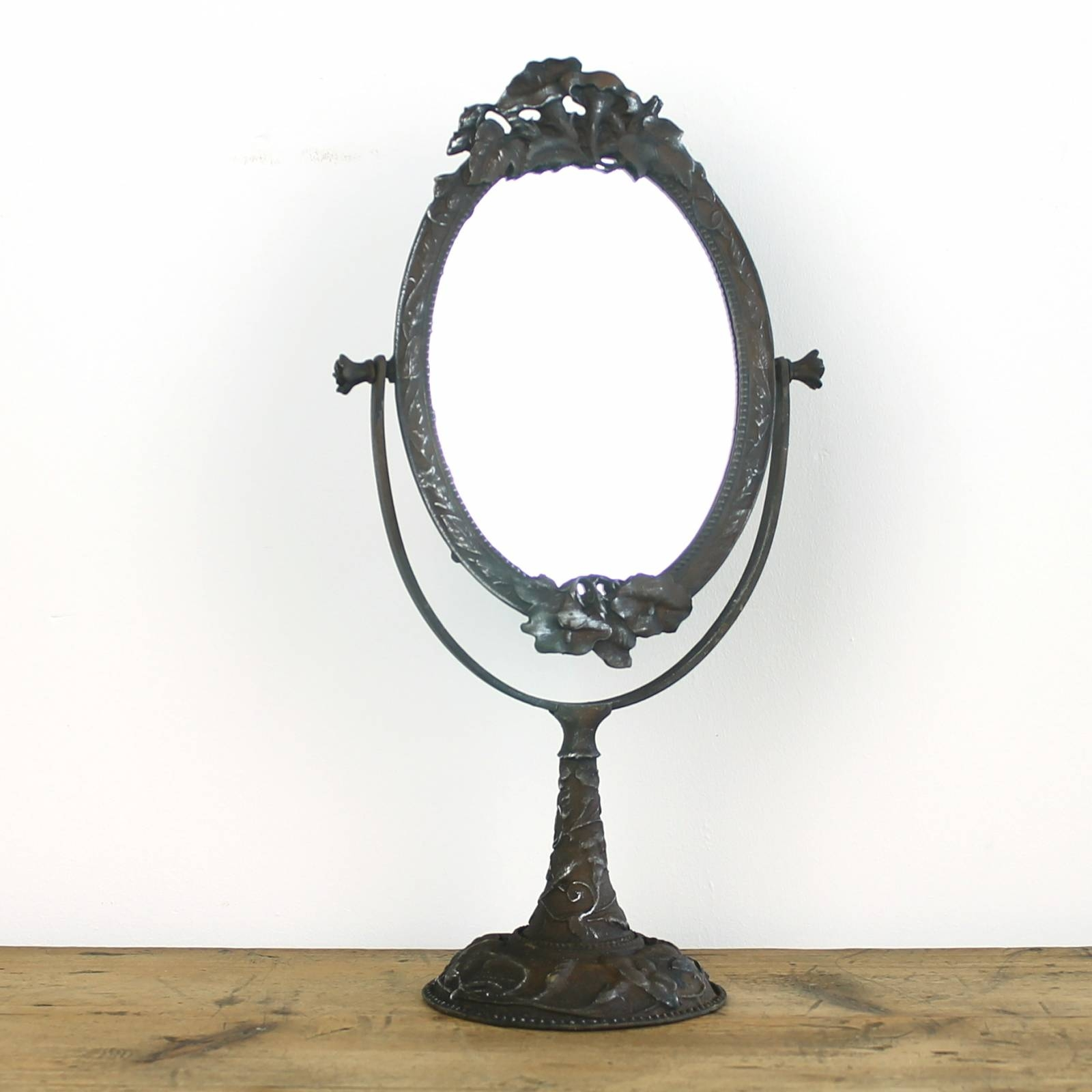 Ornate Dressing Table Mirror Chaise Longue Boutique For Mirror On Stand For Dressing Table (Image 11 of 15)
