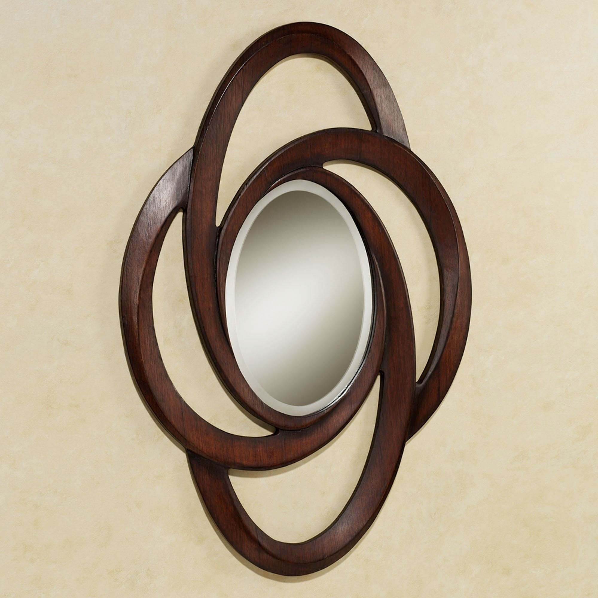 Oval Wall Mirrors Throughout Oval Wall Mirrors (Image 11 of 15)