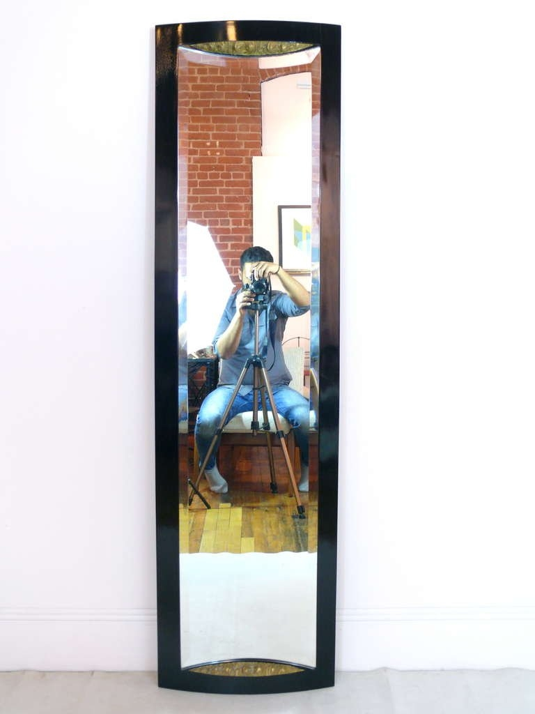 Pair Of French Art Deco Full Length Mirrors At 1stdibs In Art Deco Full Length Mirror (View 4 of 15)
