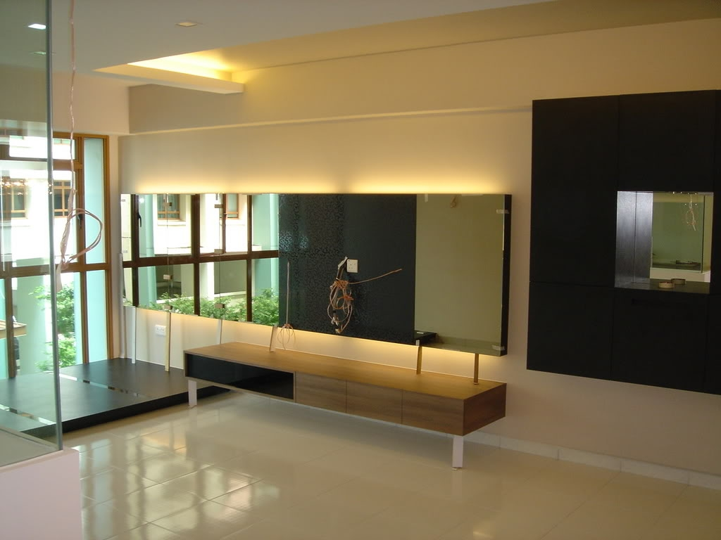 Part 5 Just Simplicitycontemporarymodernity Renotalk Pertaining To Feature Wall Mirror (Image 10 of 15)