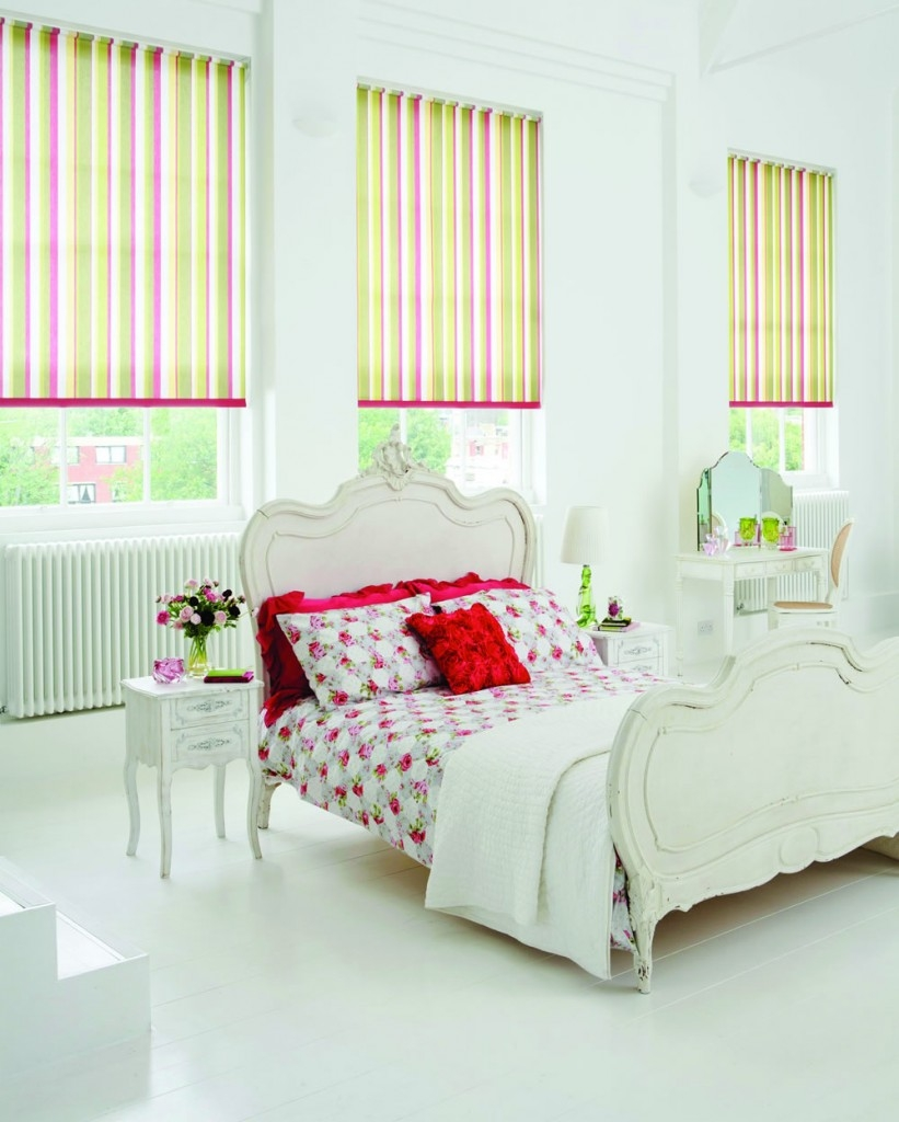 Patterned Roller Blinds Ashurst Blinds Roller Vertical And Inside Pattern Roller Blinds (Image 12 of 15)