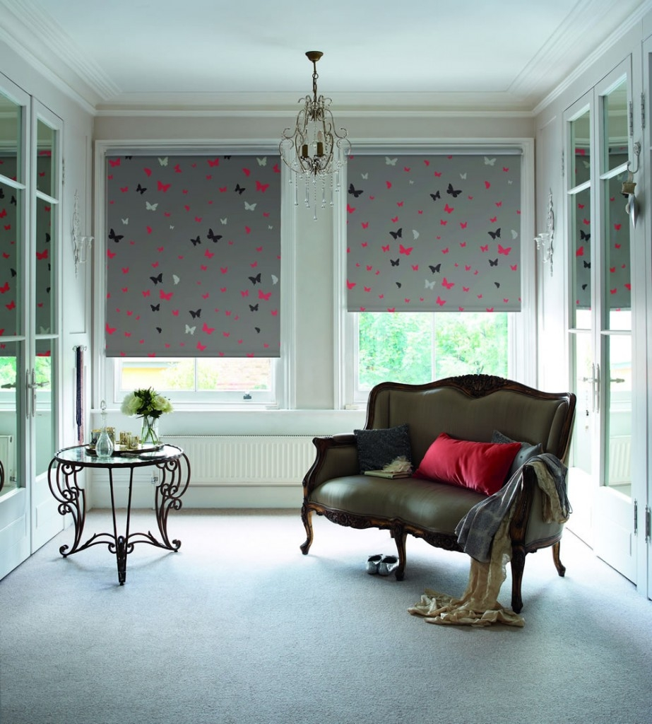 Featured Image of Pattern Roller Blinds