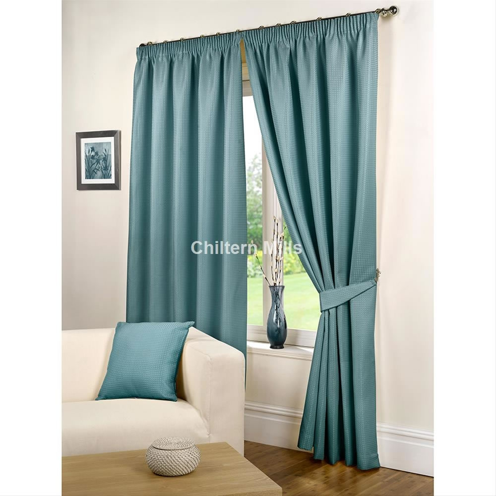 Pencil Pleat Curtains Cheap Pencil Pleats Uk Chiltern Mills Pertaining To Pencil Pleat Curtains (Image 13 of 15)