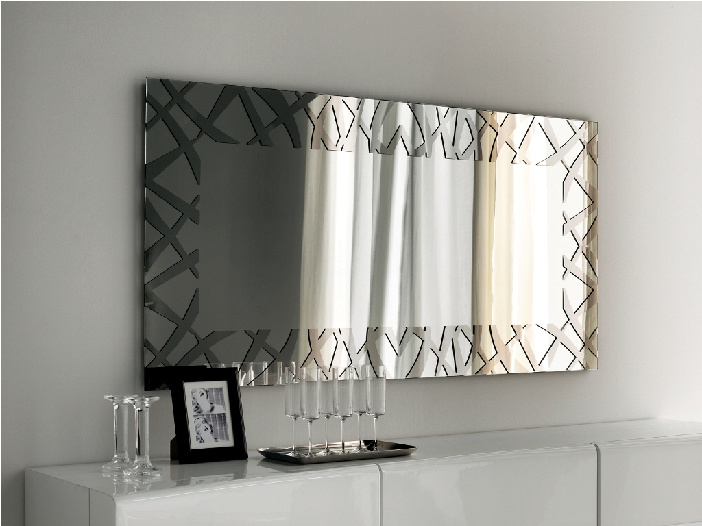 Perfect Decorative Wall Mirrors For Living Room Best Wall Decor With Decorative Long Mirrors (Image 11 of 15)