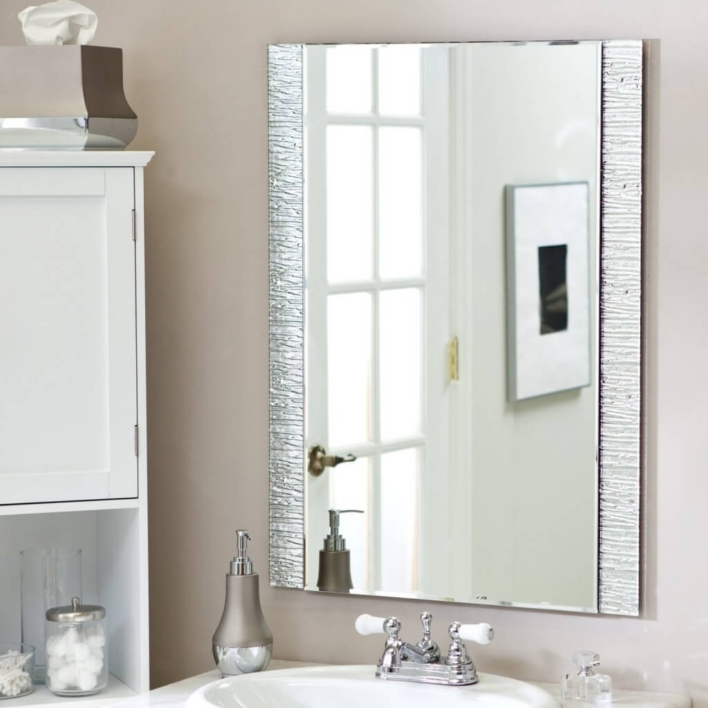 Perfect Super Ideas Bathroom Mirror Design Mesmerizing Mirrors For With Regard To Bright Coloured Mirrors (Image 11 of 15)