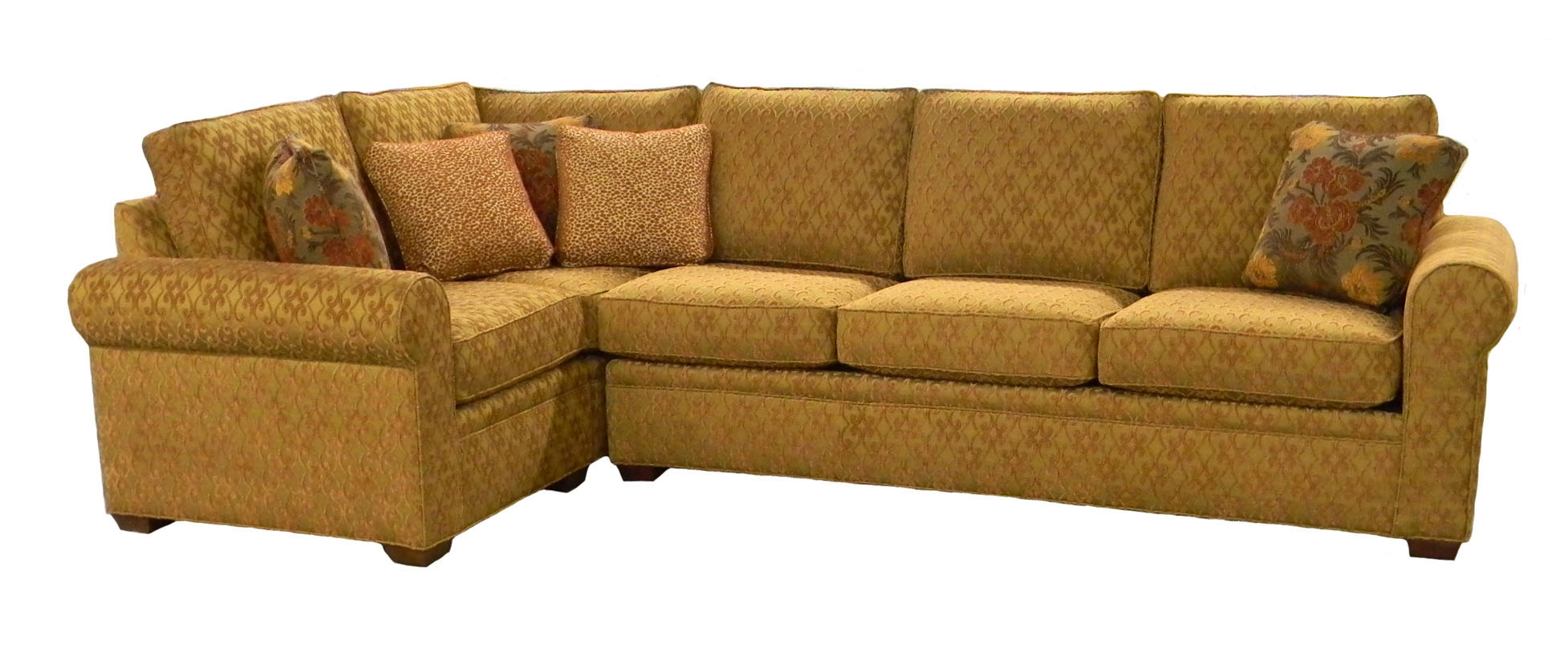 Featured Image of Compact Sectional Sofas