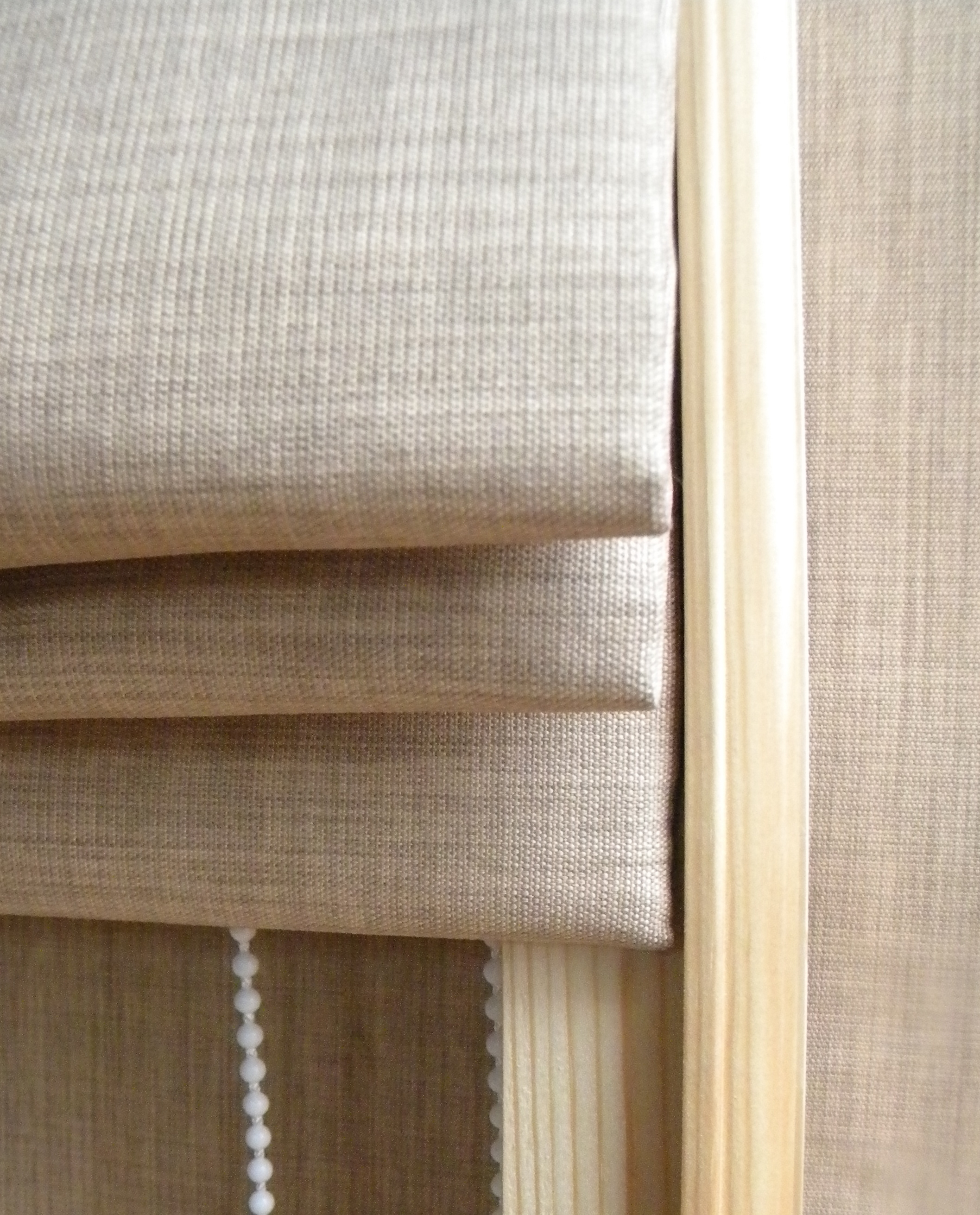 Photos Of Thermal Roman Blinds The Thermal Blind Co In Thermal Roller Blinds (View 3 of 15)