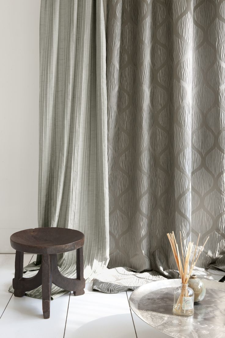 Pin Tier Enterijeri On Curtains Zavese Tier Pinterest Within Natural Fiber Curtains (Image 10 of 15)