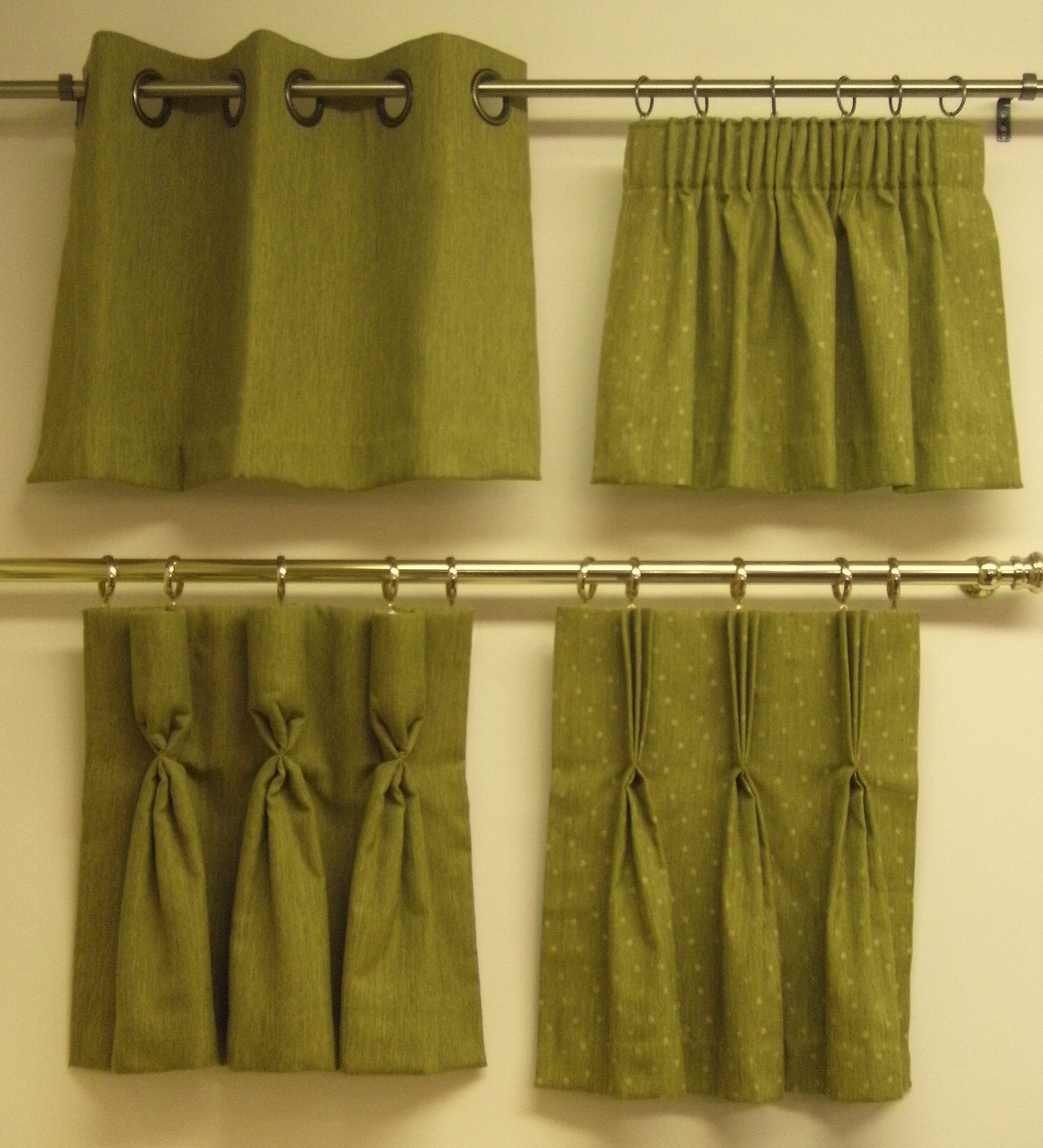 Featured Image of Curtains Pleated Style