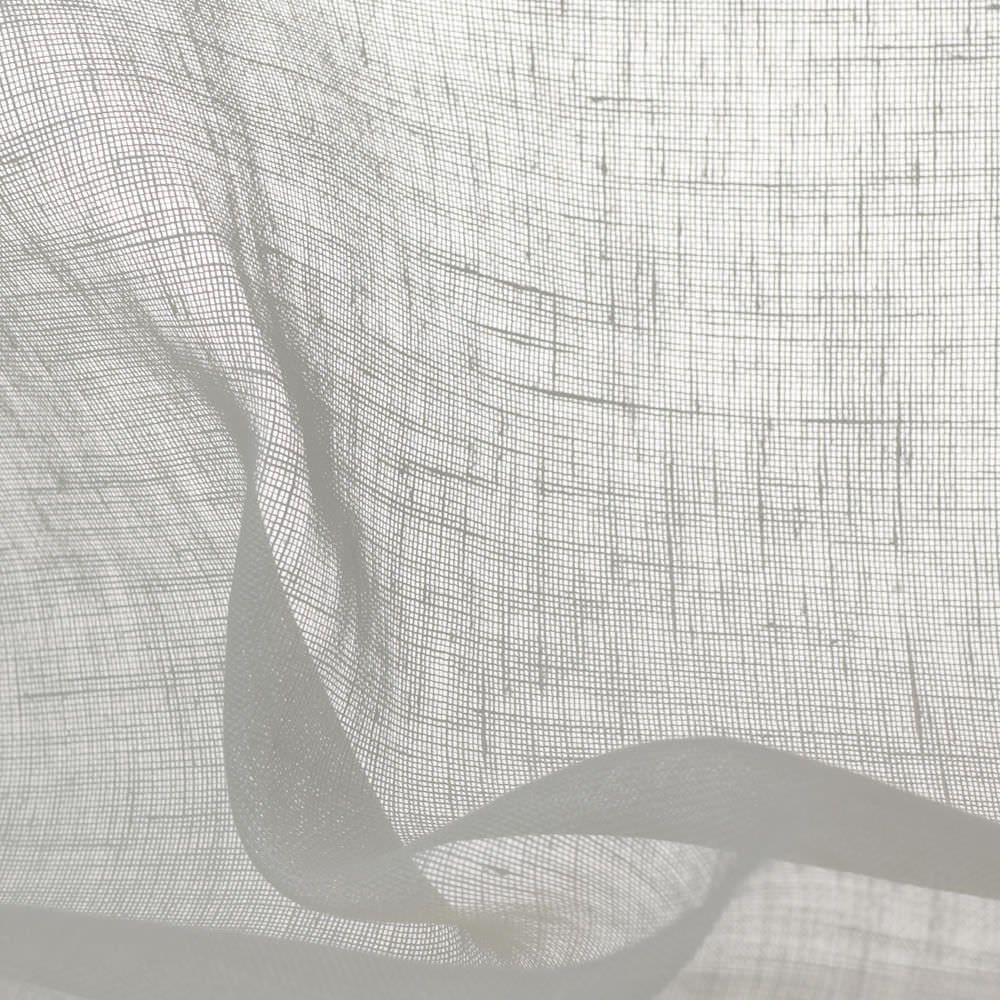 Plain Sheer Curtain Fabric Linen Lin Dedar Milano With Curtain Linen Fabric (View 5 of 15)