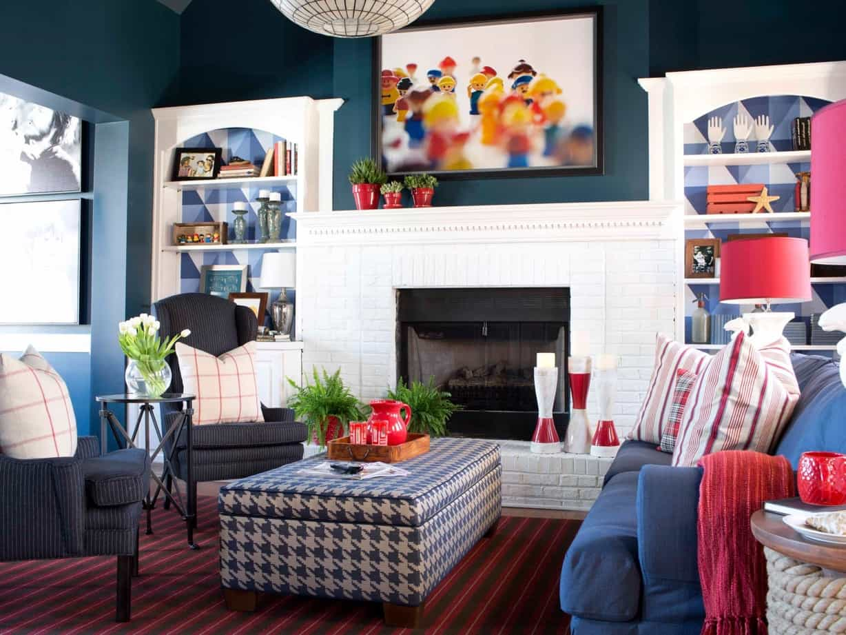 Featured Image of Playful Touches For Colonial Living Room Decor