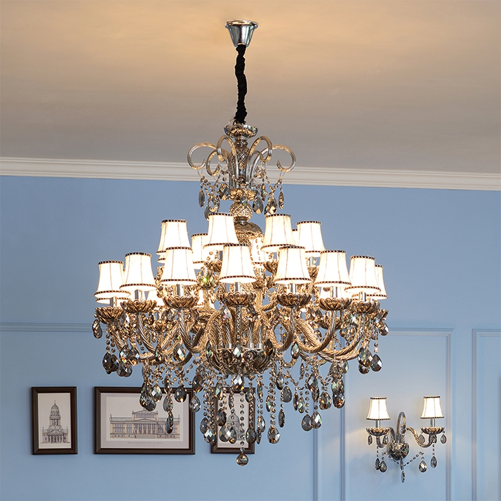 Popular Crystal Tree Branch Chandelier Buy Cheap Crystal Tree Inside Branch Crystal Chandelier (Image 14 of 15)