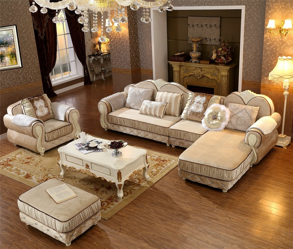 Popular European Sectional Sofas Buy Cheap European Sectional With Regard To Classic Sectional Sofas (Image 11 of 15)