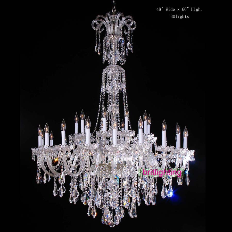 Popular Extra Large Chandelier Buy Cheap Extra Large Chandelier With Regard To Big Chandeliers (Image 14 of 15)