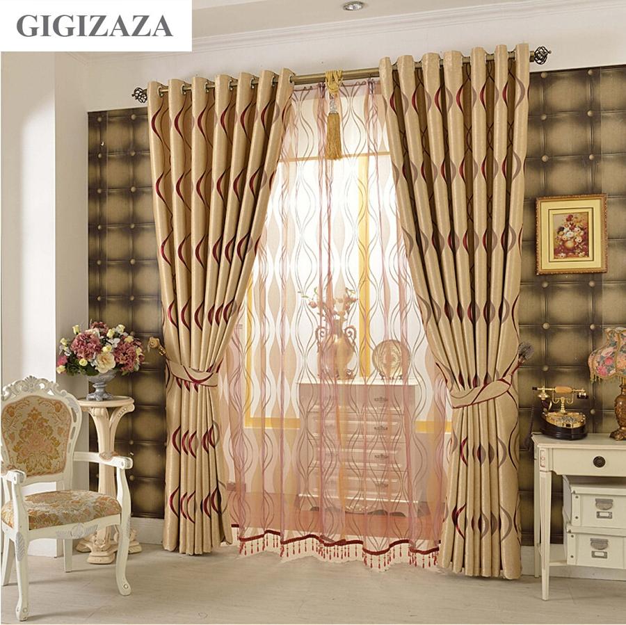 Popular Heavy Curtain Fabric Buy Cheap Heavy Curtain Fabric Lots Regarding Heavy Curtain Material (View 6 of 15)