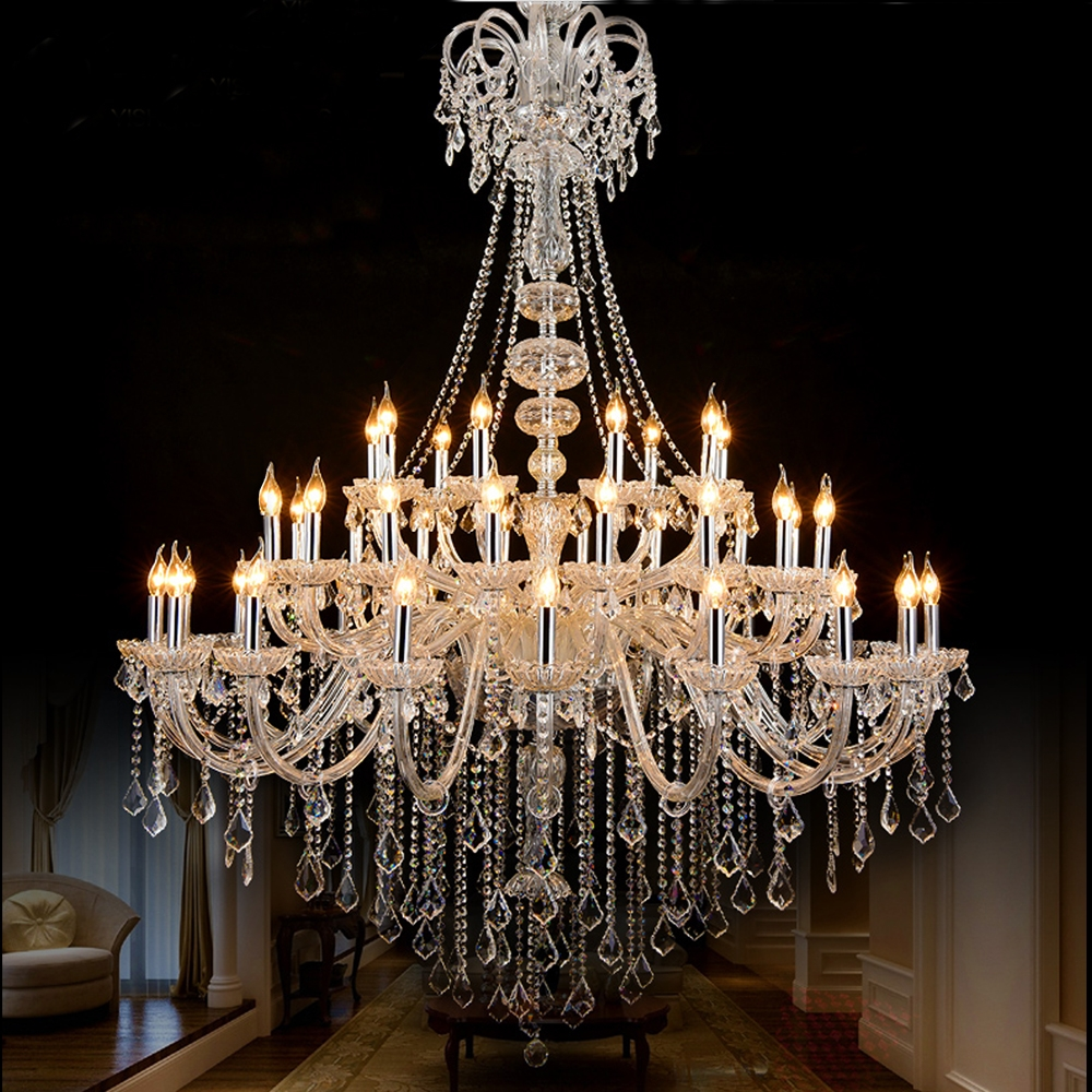 Popular Large Contemporary Chandelier Buy Cheap Large Contemporary Throughout Large Contemporary Chandeliers (Image 14 of 15)