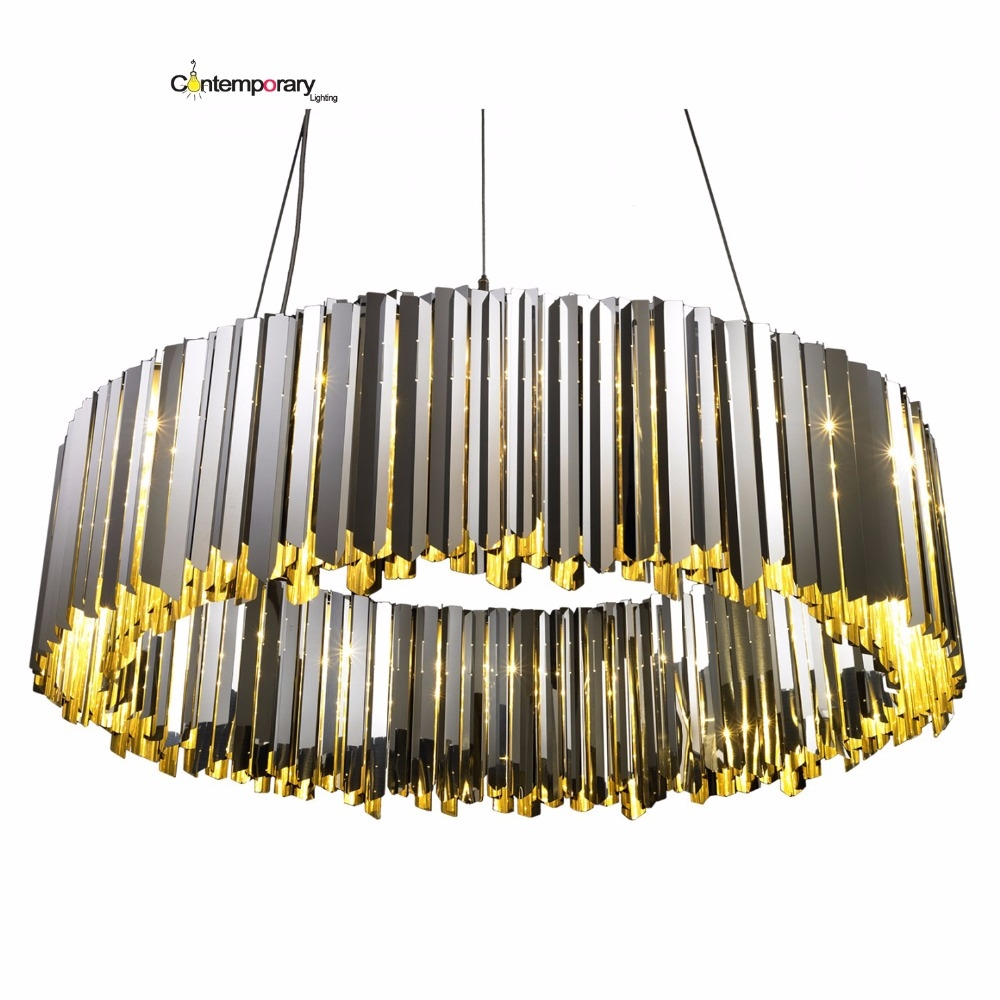 Popular Linear Chandelier Buy Cheap Linear Chandelier Lots From In Chandelier Mirror (Image 13 of 15)