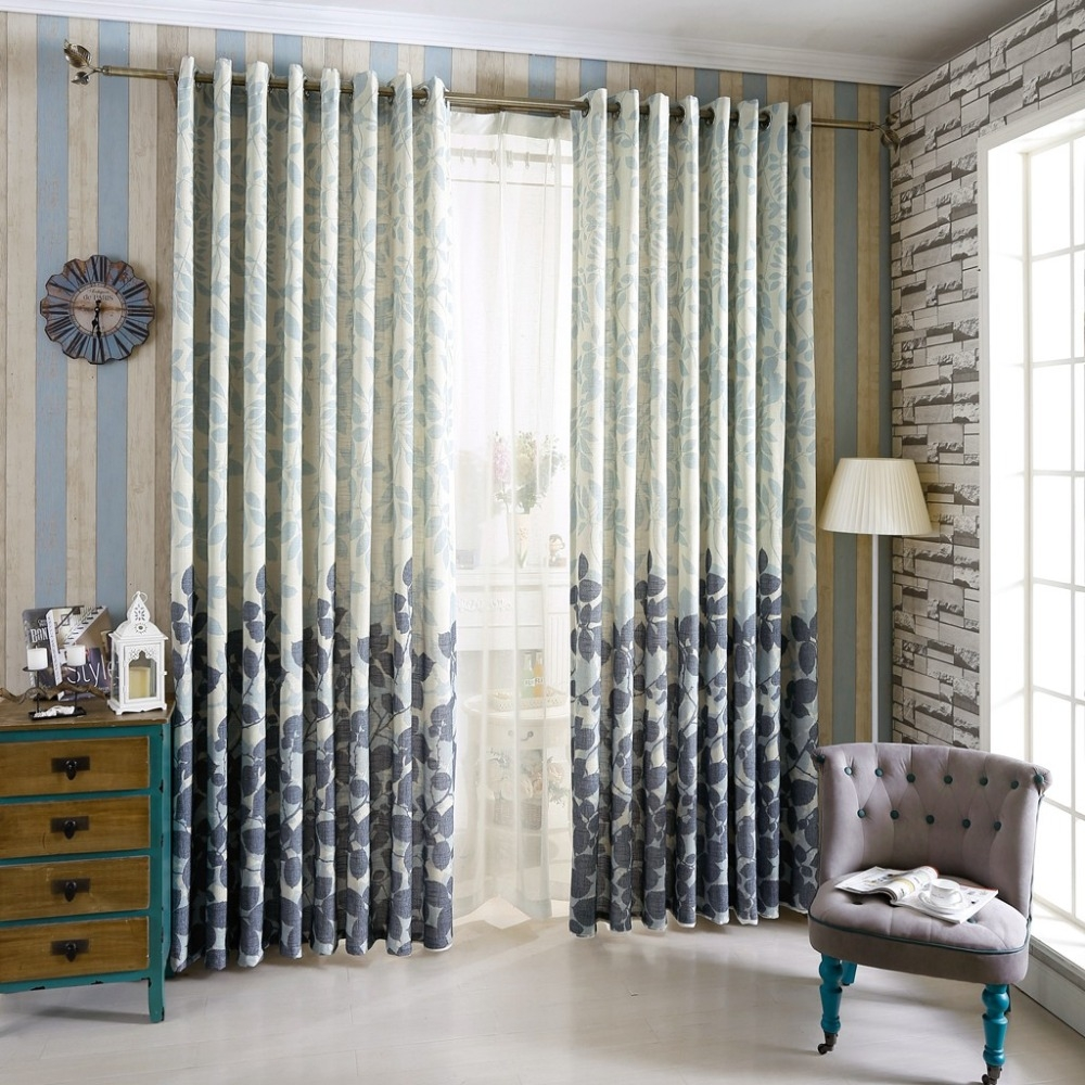 Popular Linen Gauze Curtains Buy Cheap Linen Gauze Curtains Lots With Regard To Linen Gauze Curtains (View 11 of 15)