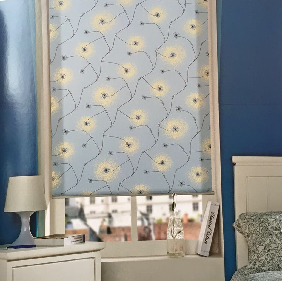 Popular Printed Roller Blinds Buy Cheap Printed Roller Blinds Lots For Pattern Blinds (Image 11 of 15)