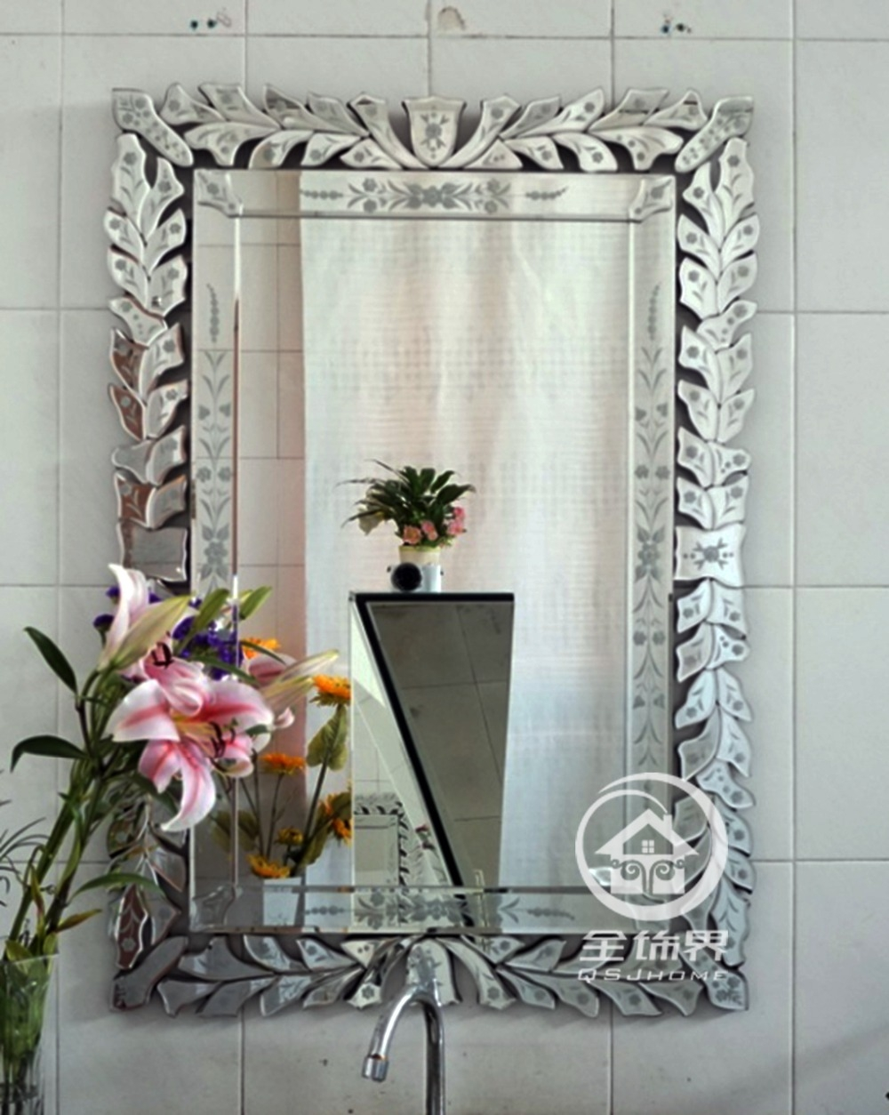 Popular Venetian Wall Mirror Buy Cheap Venetian Wall Mirror Lots In Venetian Wall Mirror (Image 7 of 15)