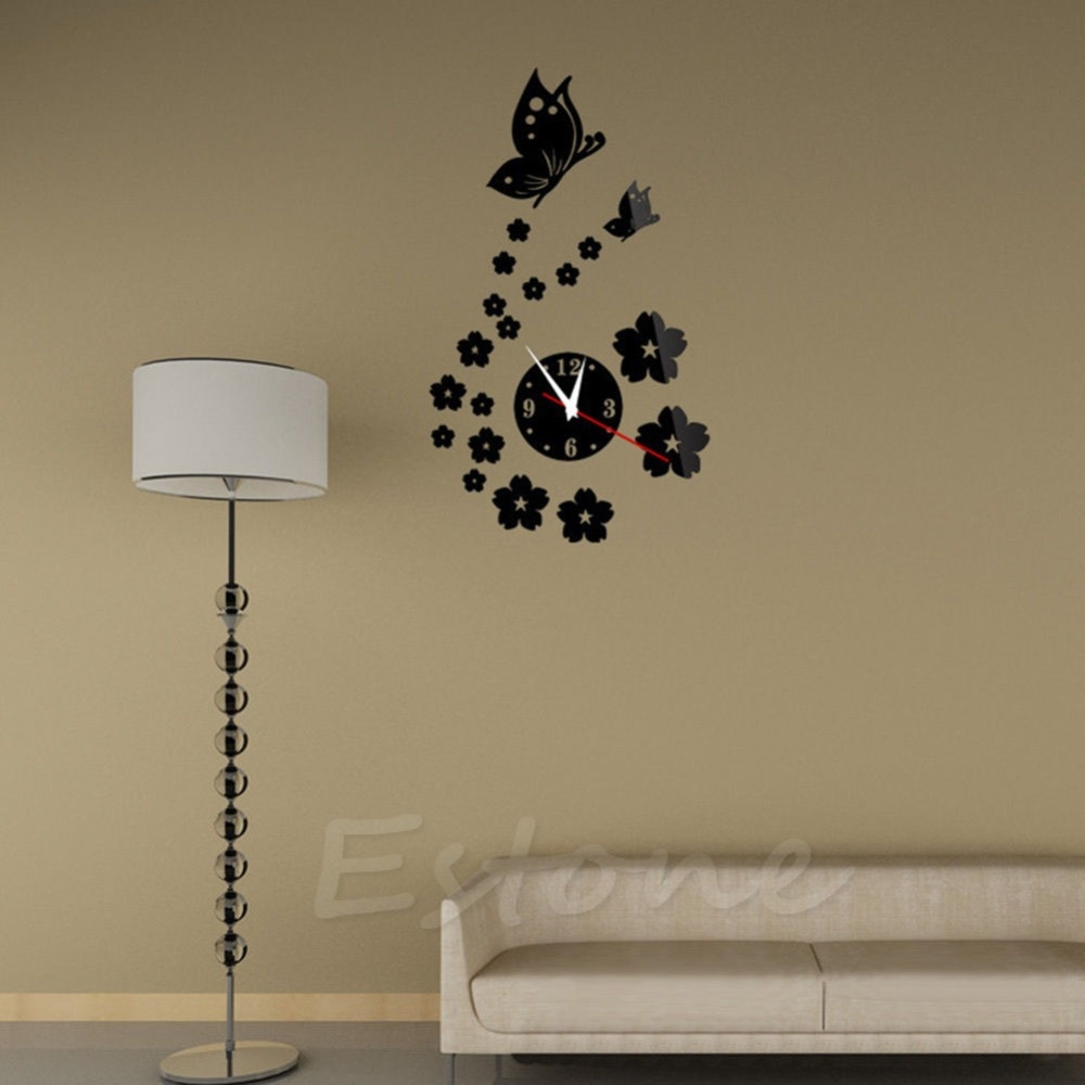 Popular Wall Butterfly Mirrors Buy Cheap Wall Butterfly Mirrors With Regard To Butterfly Wall Mirror (Image 11 of 15)