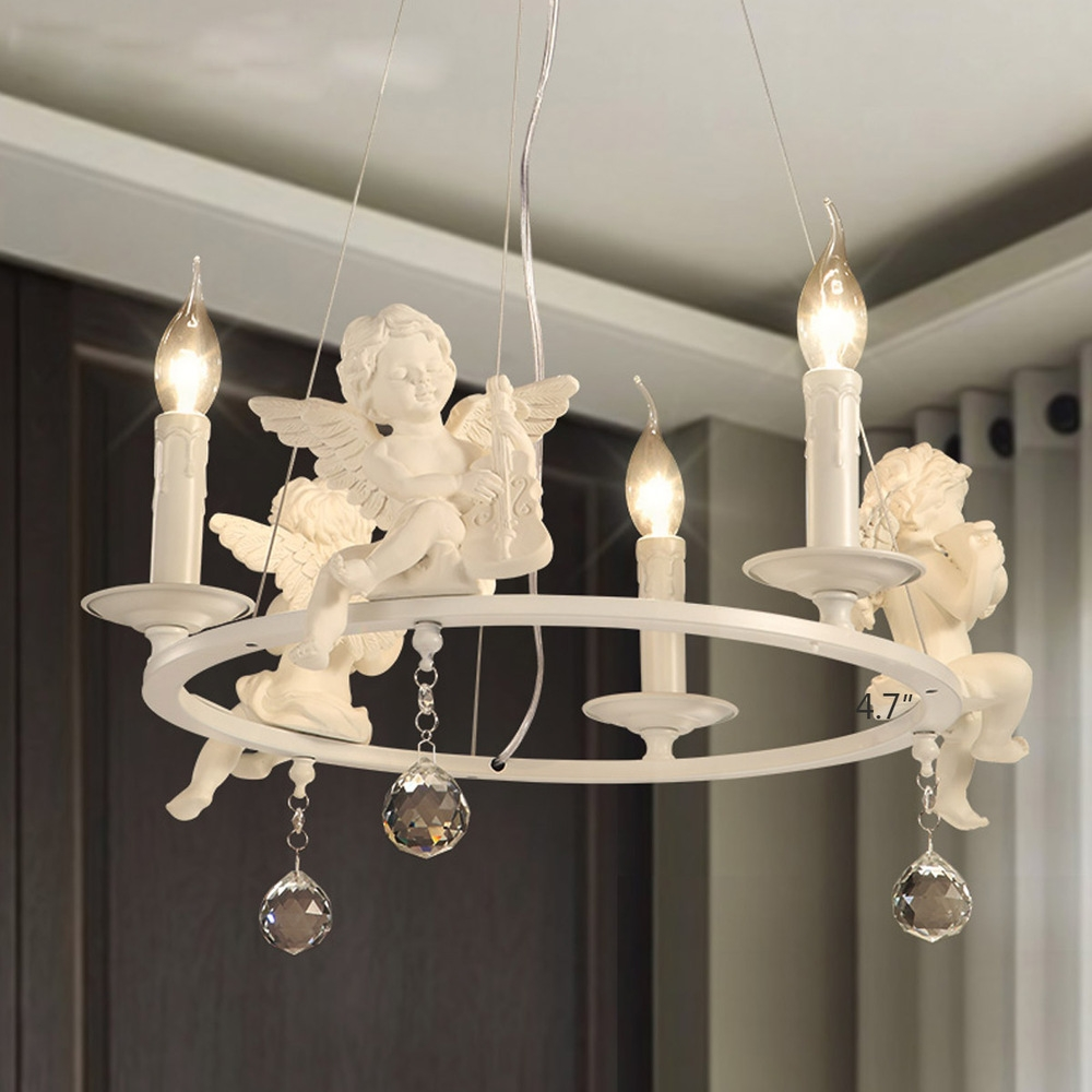 Popular White Chandelier Modern Buy Cheap White Chandelier Modern With Regard To Modern White Chandelier (Image 14 of 15)