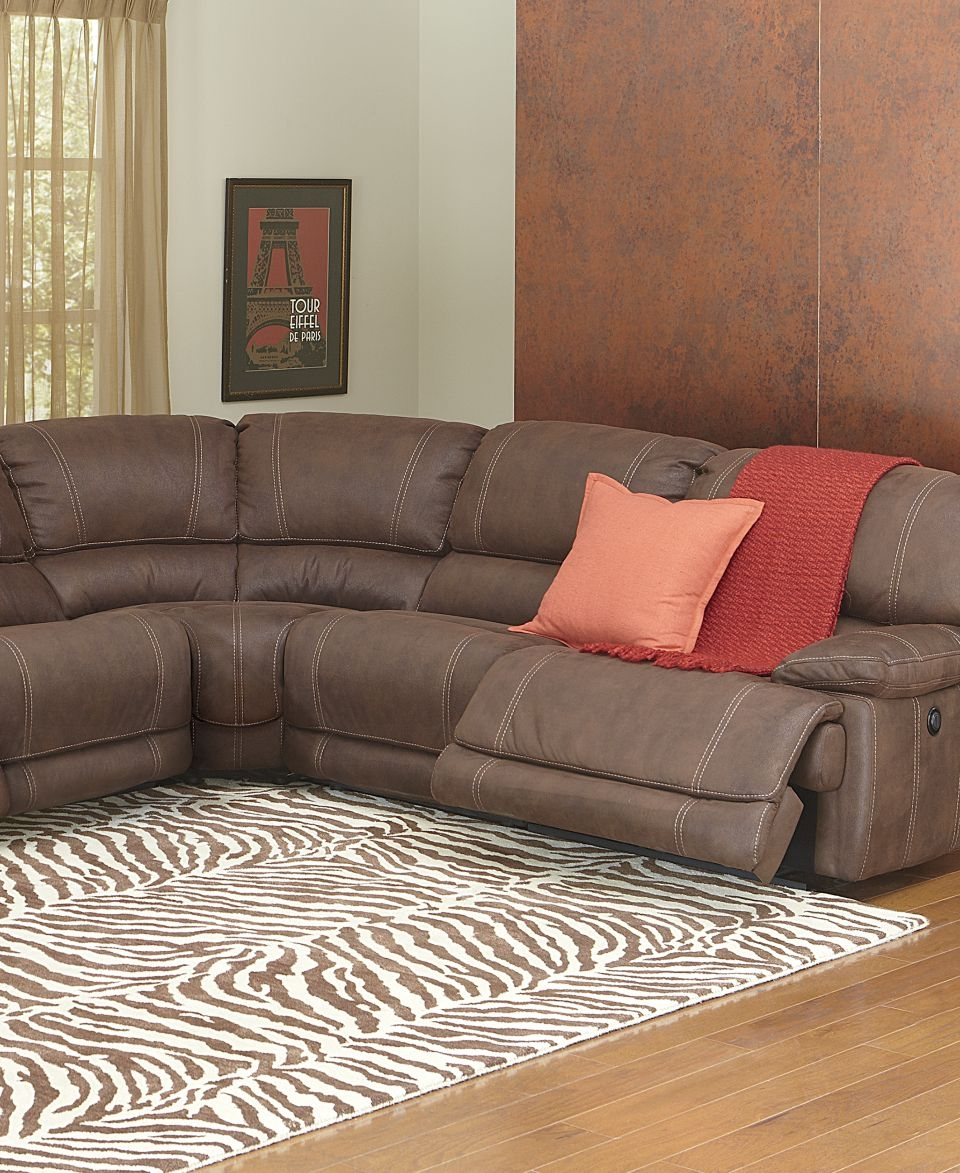 Power Reclining Sectional Sofa Sofa Menzilperde For 6 Piece Leather Sectional Sofa (Image 8 of 15)
