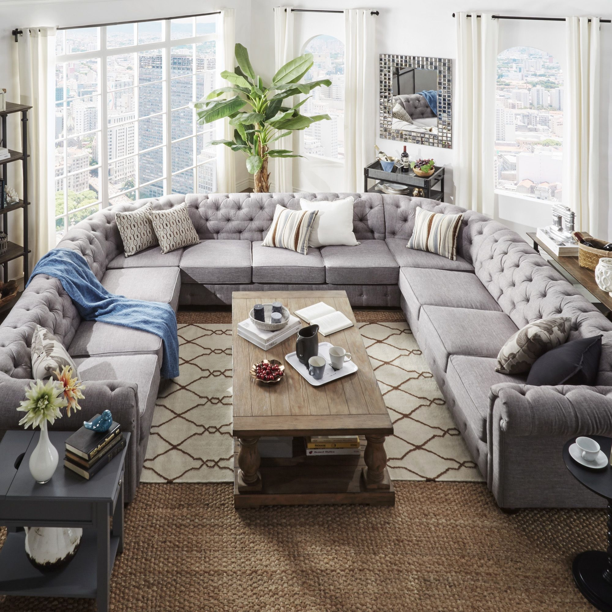 Quality Sectional Sofas Sectional Sofa For Small Places Best Intended For Quality Sectional Sofa (Image 9 of 15)