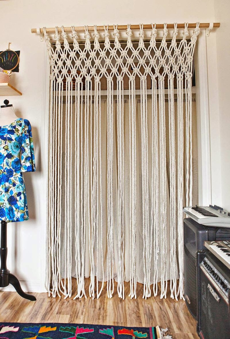 Quirky Bohemian Mama A Bohemian Mom Blog Boho On A Budget 10 With Regard To Quirky Curtains (Photo 1 of 15)