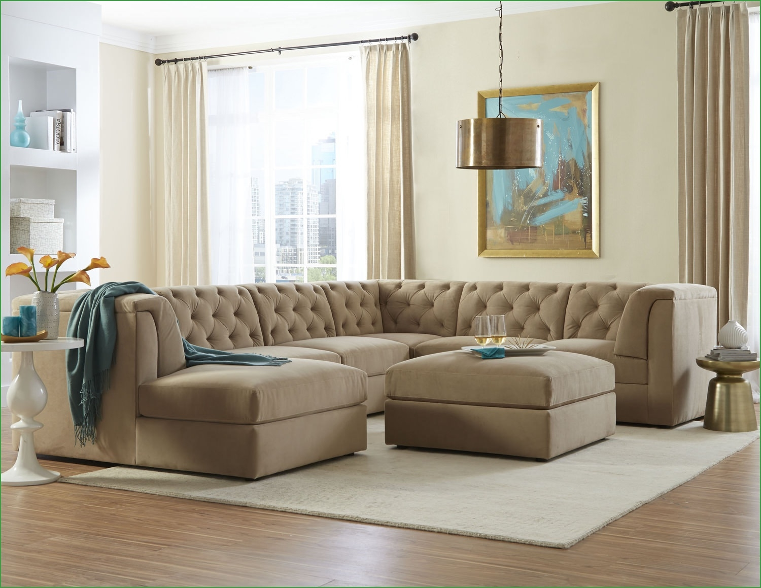 Rambler 6 Piece Modular Sectional 6 Piece Sectional 6 Piece With 6 Piece Modular Sectional Sofa (Image 11 of 15)