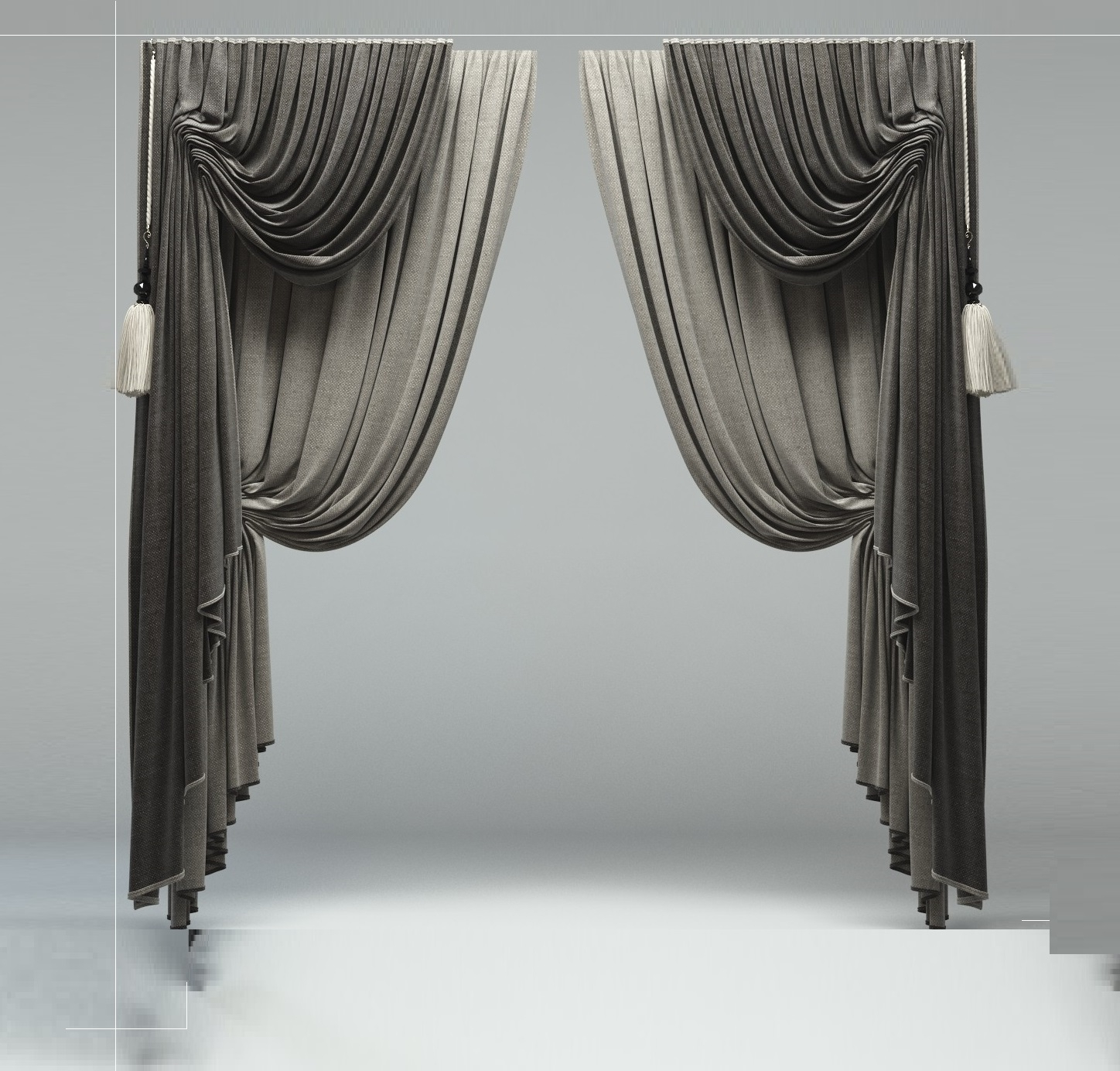 Ready Made Curtains Vs Custom Curtains Models And Guide To Choosing Inside Ready Made Draperies (Image 12 of 15)