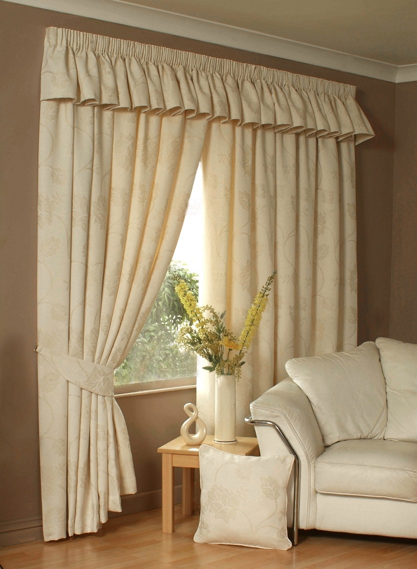 Ready Mades For Large Bay Windows Designs Decoration Isla Chintz With Ready Made Curtains For Large Bay Windows (Image 12 of 15)