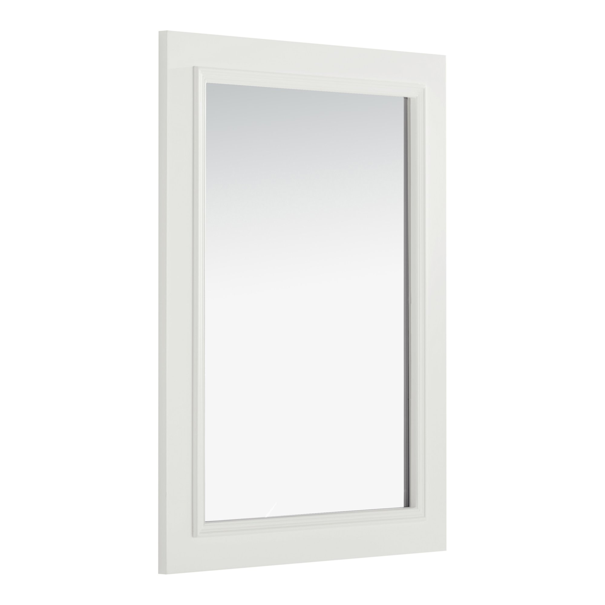 Rectangle Mirrors Youll Love Wayfair Inside Slim Wall Mirror (Image 10 of 15)