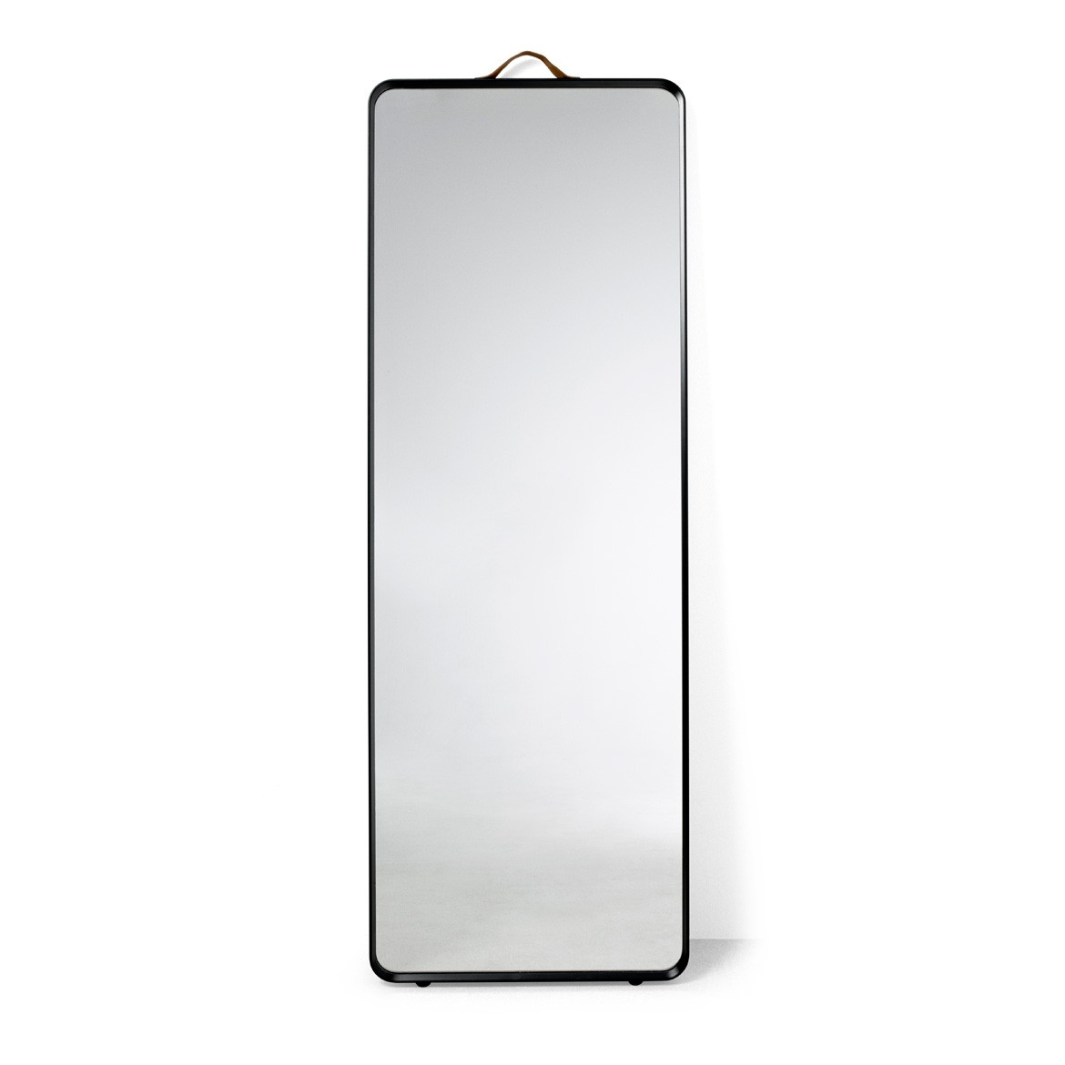 Rectangular Floor Standing Mirror Black Aria Our Bedroom Regarding Black Floor Standing Mirror (Image 13 of 15)