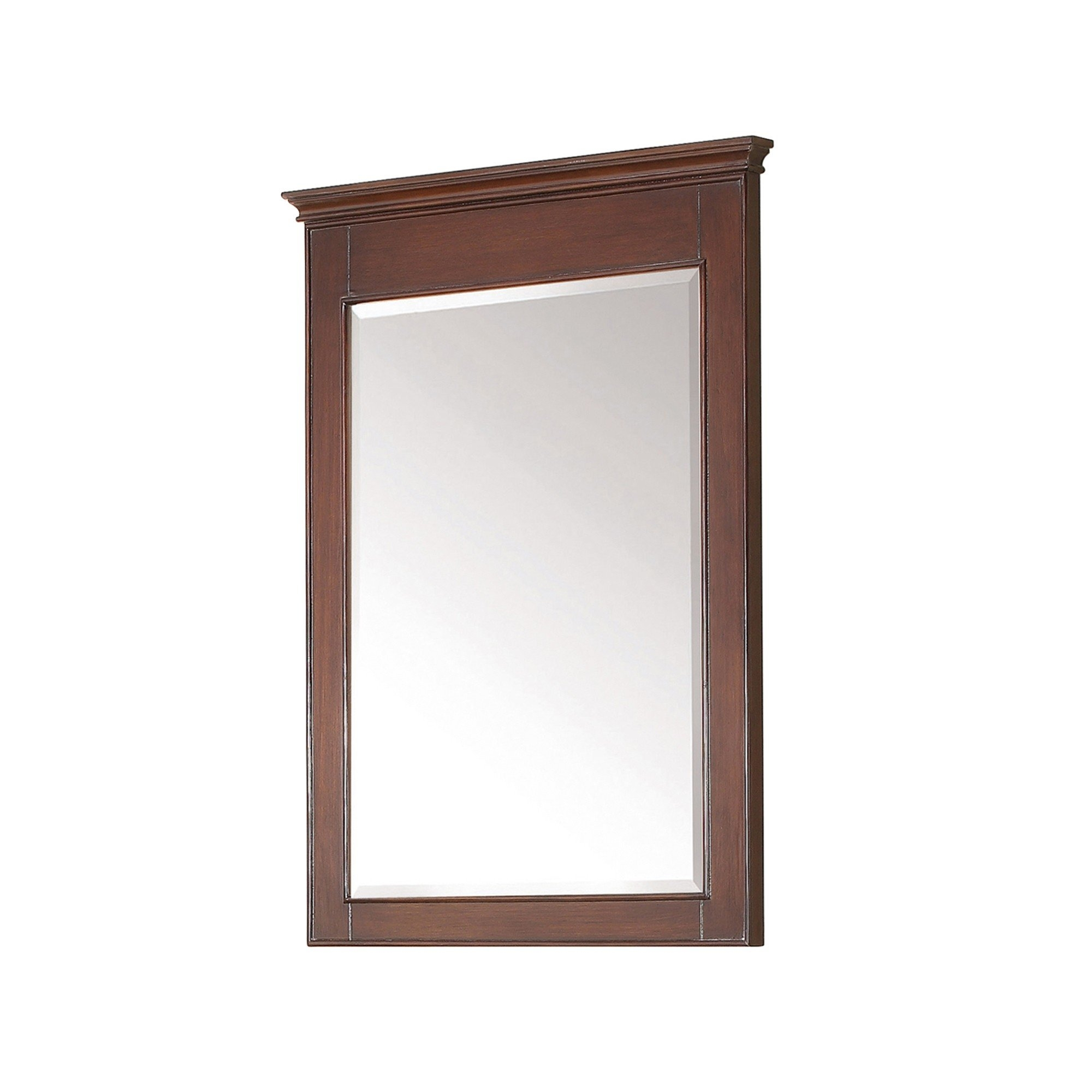 Red Barrel Studio Chippewa Rectangle Wall Mirror Reviews Wayfair Inside Red Wall Mirrors (Image 12 of 15)