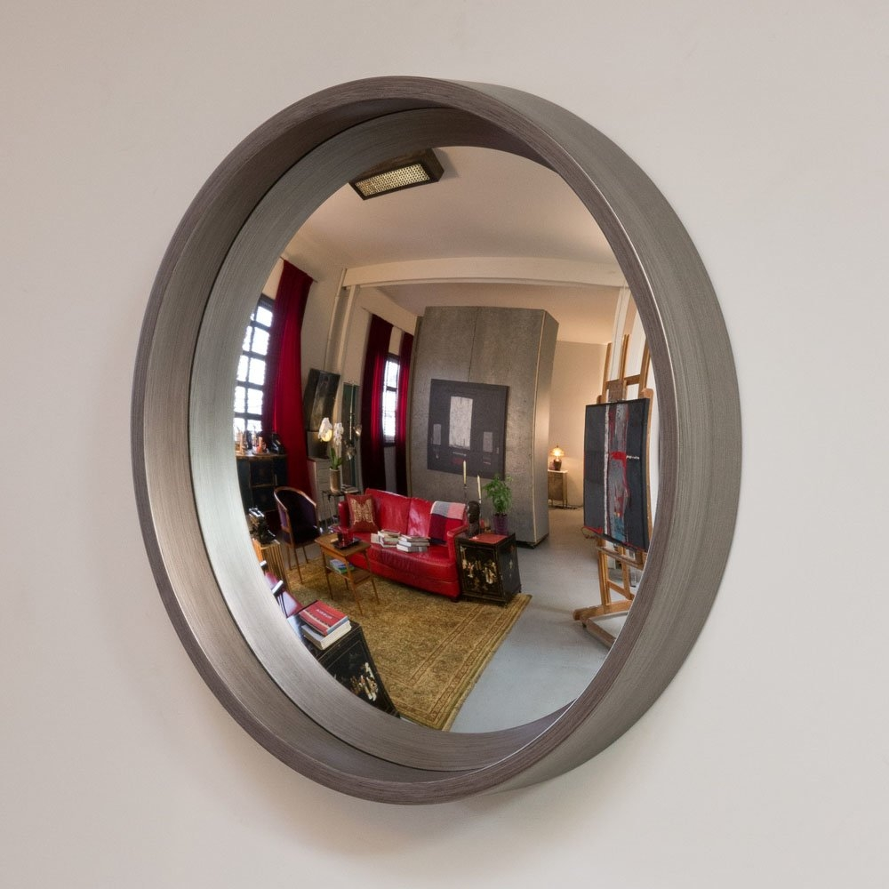 Reflecting Design Pazzo 27 Decorative Convex Wall Mirror Reviews In Convex Wall Mirrors (Image 11 of 15)