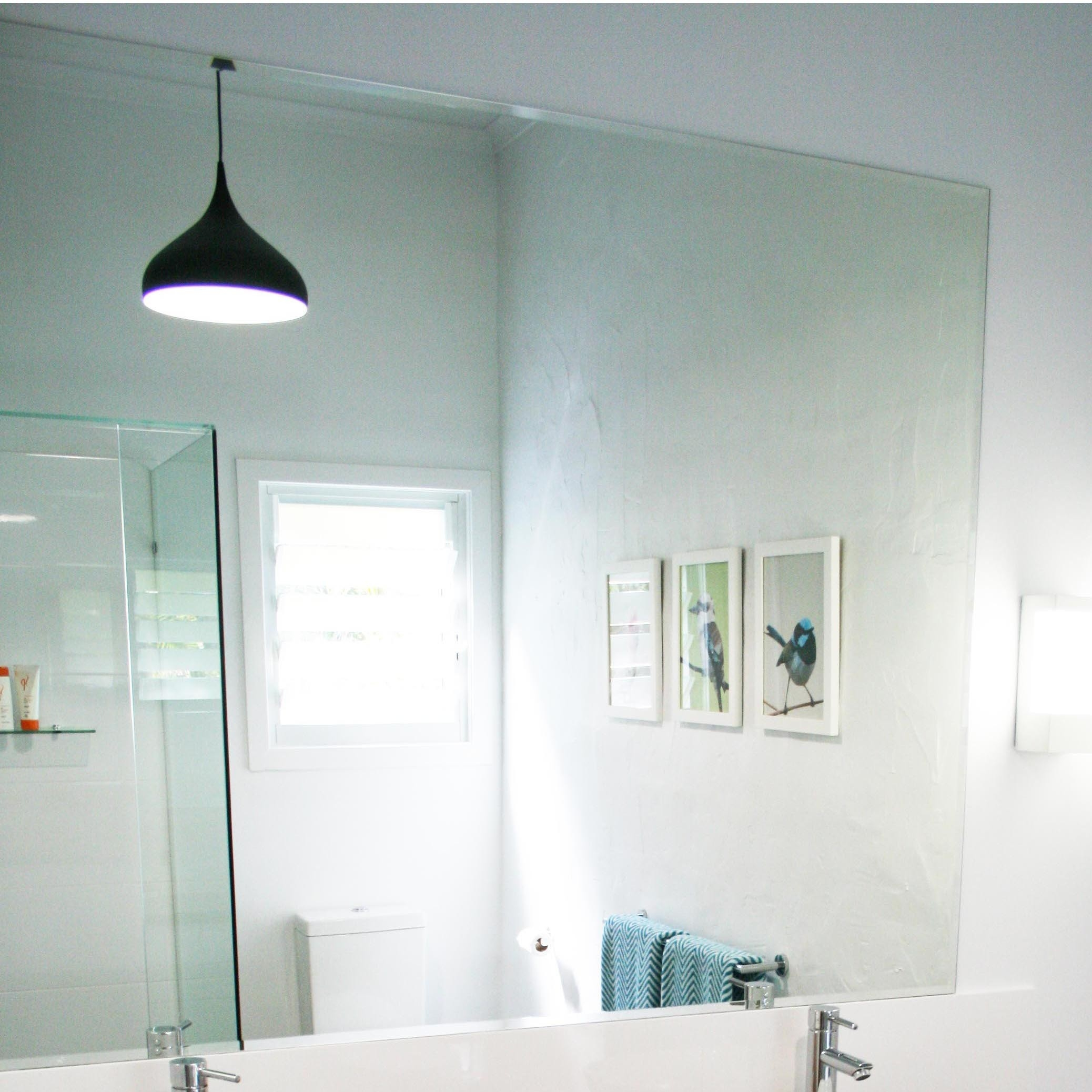 Reflekta Bevelled Edge Mirror 1500x1200mm Highgrove Bathrooms Pertaining To Highgrove Mirrors (View 4 of 15)