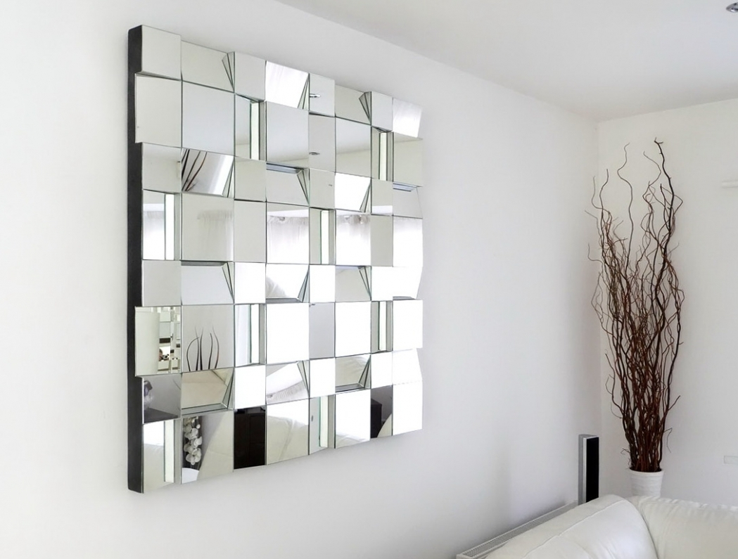 Remodeling 7 Large Designer Wall Mirrors On Mirrors Decorative With Designer Mirrors For Walls (Image 12 of 15)