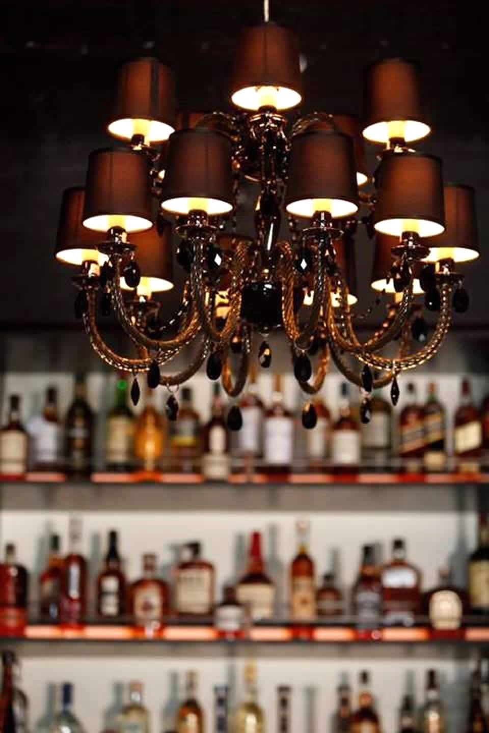 Featured Image of Restaurant Chandelier