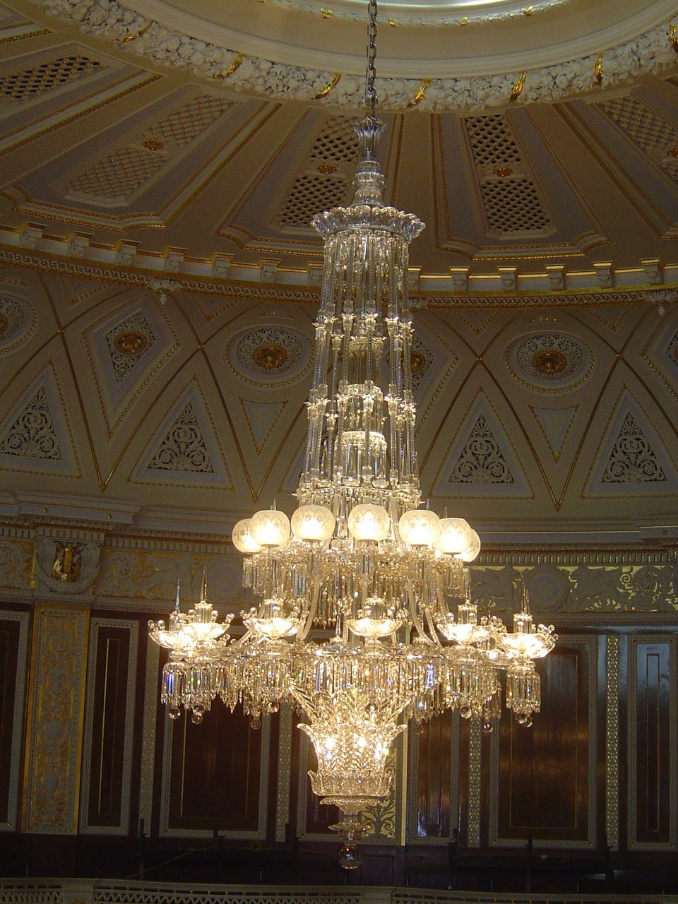 Restored Chandeliers And Lighting Wilkinson Plc Within Giant Chandeliers (Image 14 of 15)