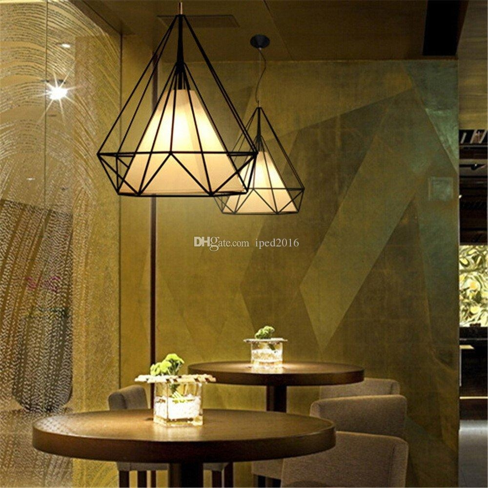 Retail And Wholesale Modern Chandelier Pendant Light Iron Within Chandelier For Restaurant (Image 12 of 15)